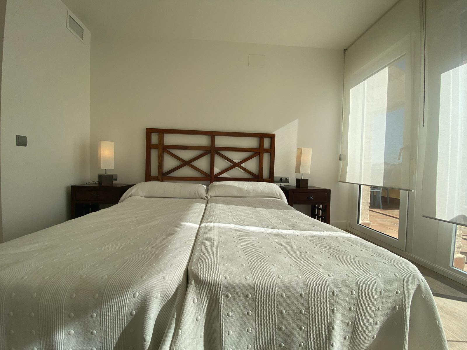 Imagen 22 del Apartamento Turístico, Ático 6 Central (3d+2b), Punta del Moral (HUELVA), Paseo de la Cruz nº22