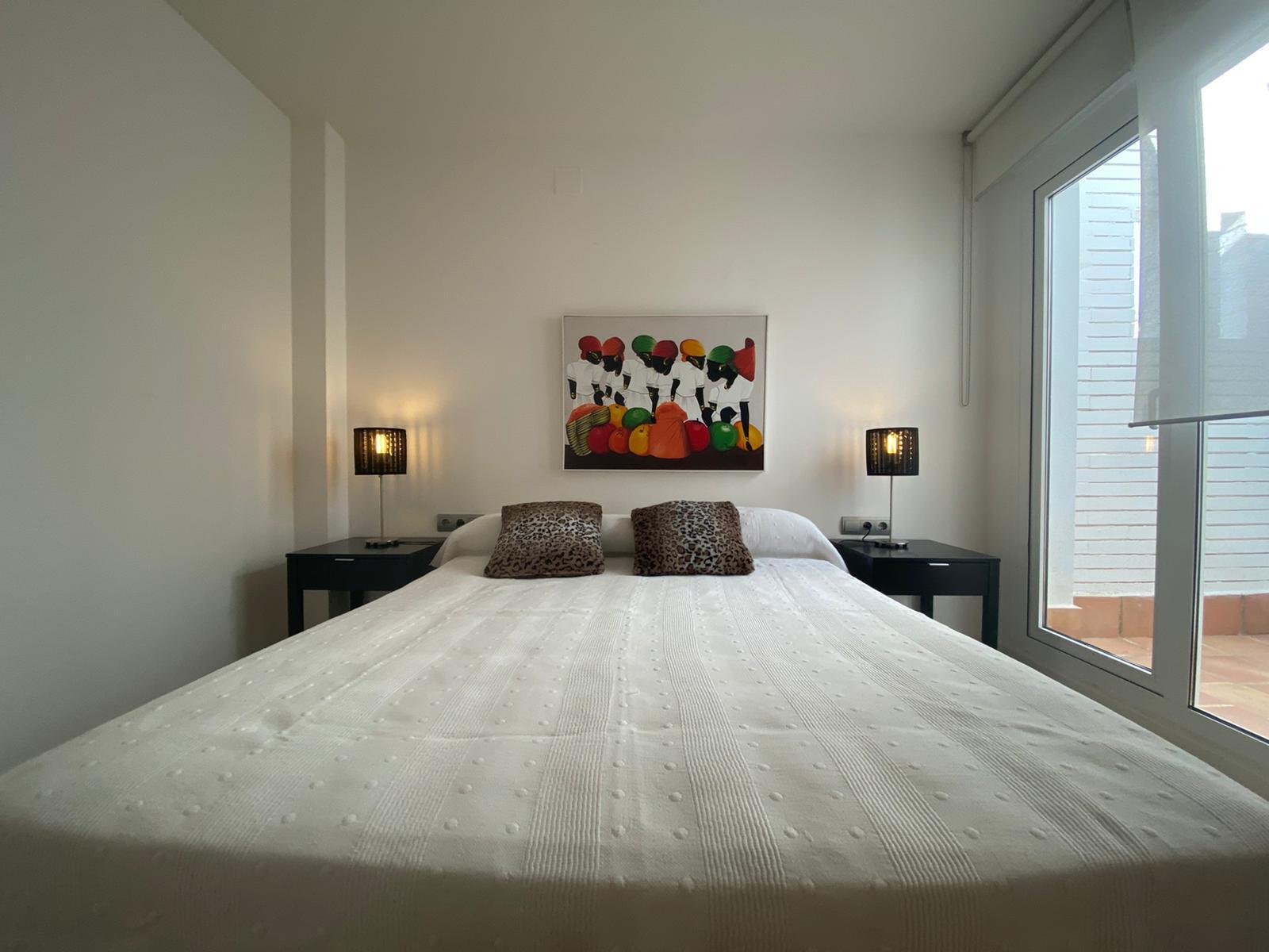 Imagen 8 del Apartamento Turístico, Ático 6 Central (3d+2b), Punta del Moral (HUELVA), Paseo de la Cruz nº22