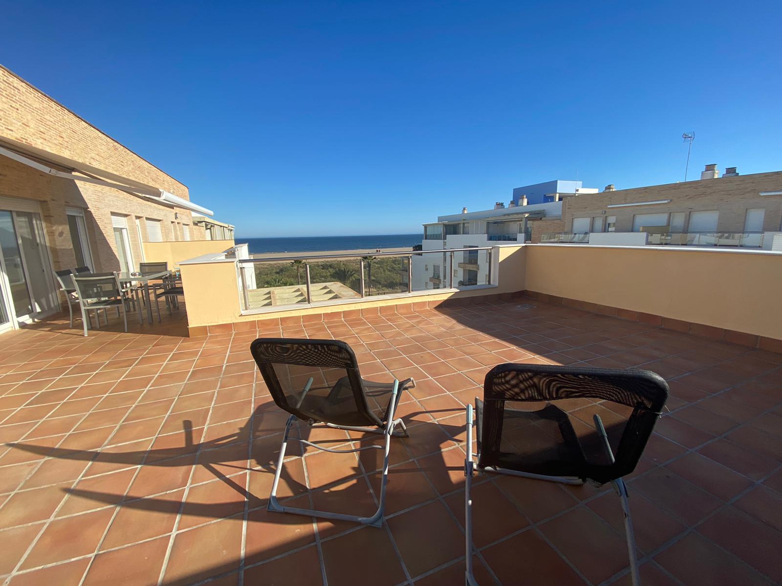 Imagen 1 del Apartamento Turístico, Ático 7 Levante (3d +2b), Punta del Moral (HUELVA), Paseo de la Cruz nº22