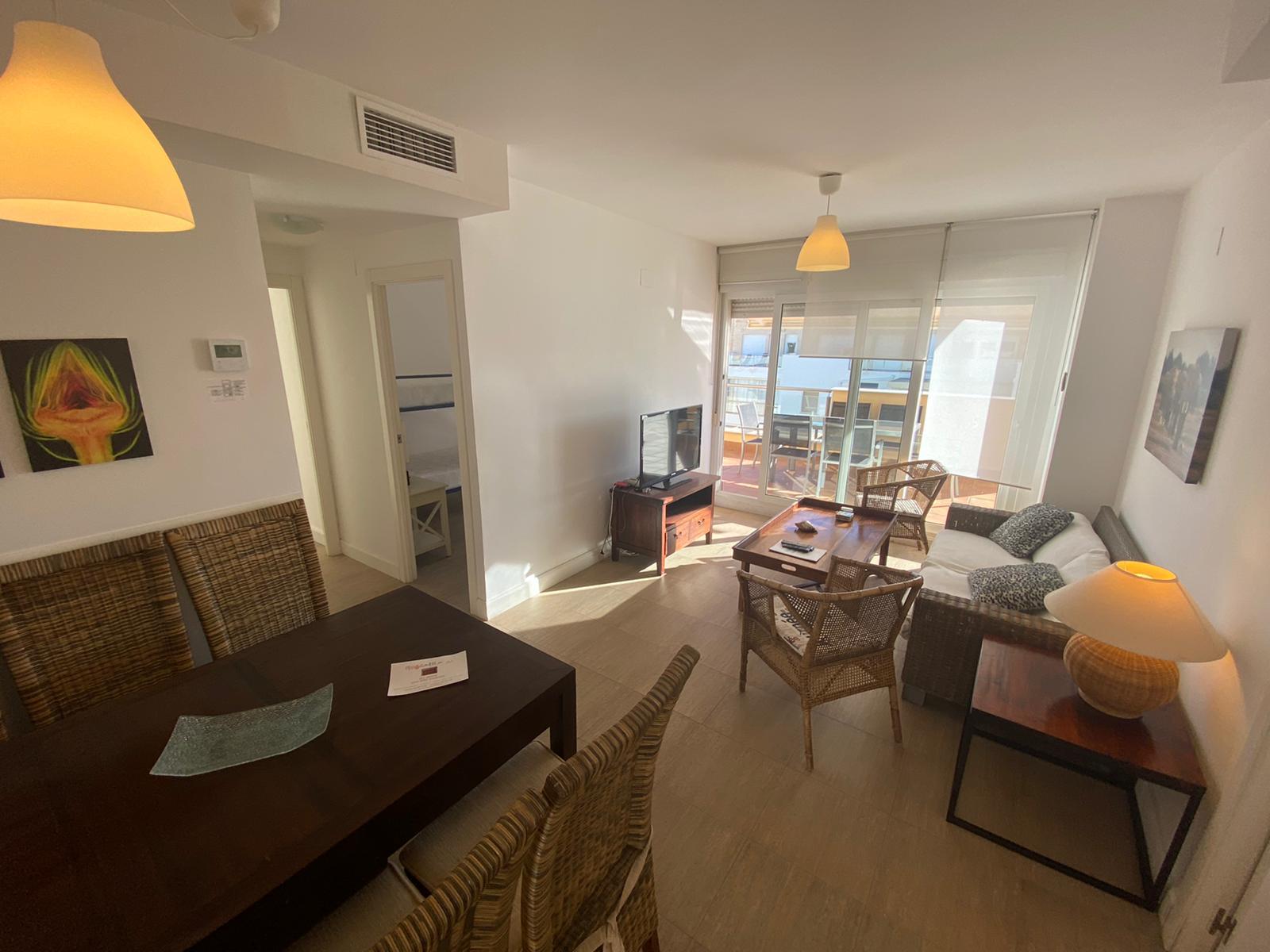 Imagen 2 del Apartamento Turístico, Ático 7 Levante (3d +2b), Punta del Moral (HUELVA), Paseo de la Cruz nº22