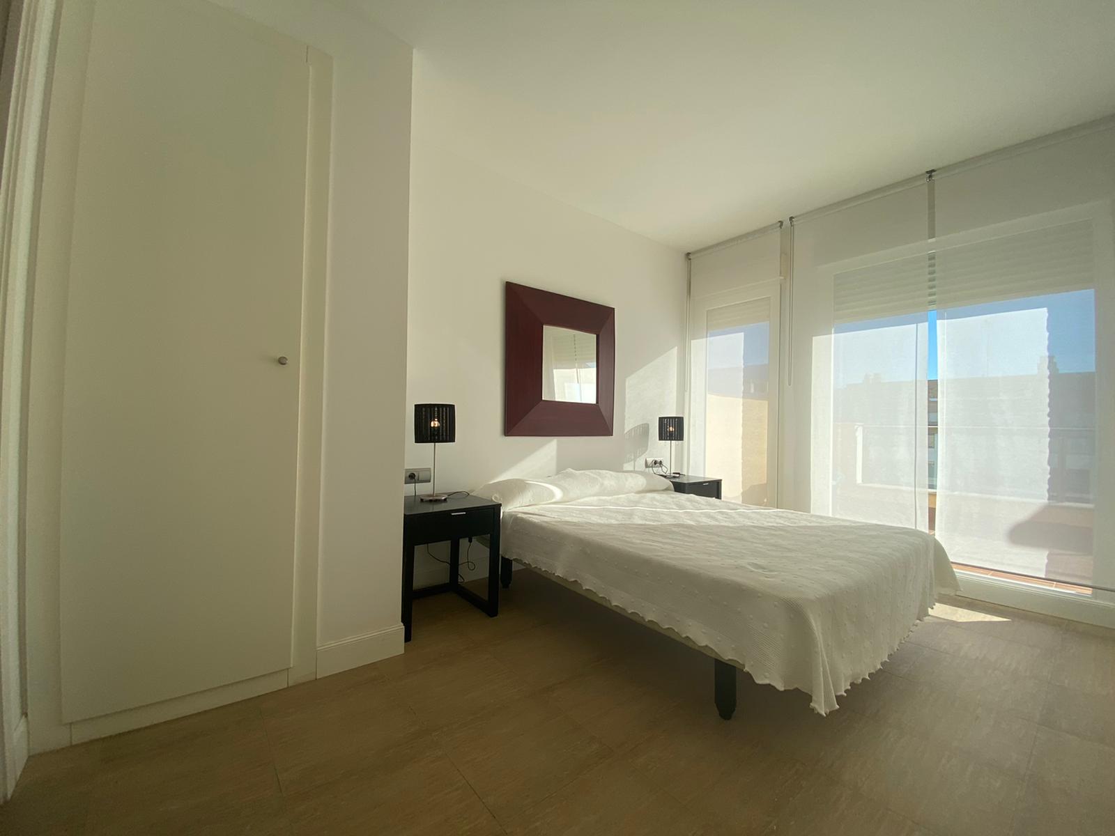 Imagen 12 del Apartamento Turístico, Ático 7 Levante (3d +2b), Punta del Moral (HUELVA), Paseo de la Cruz nº22