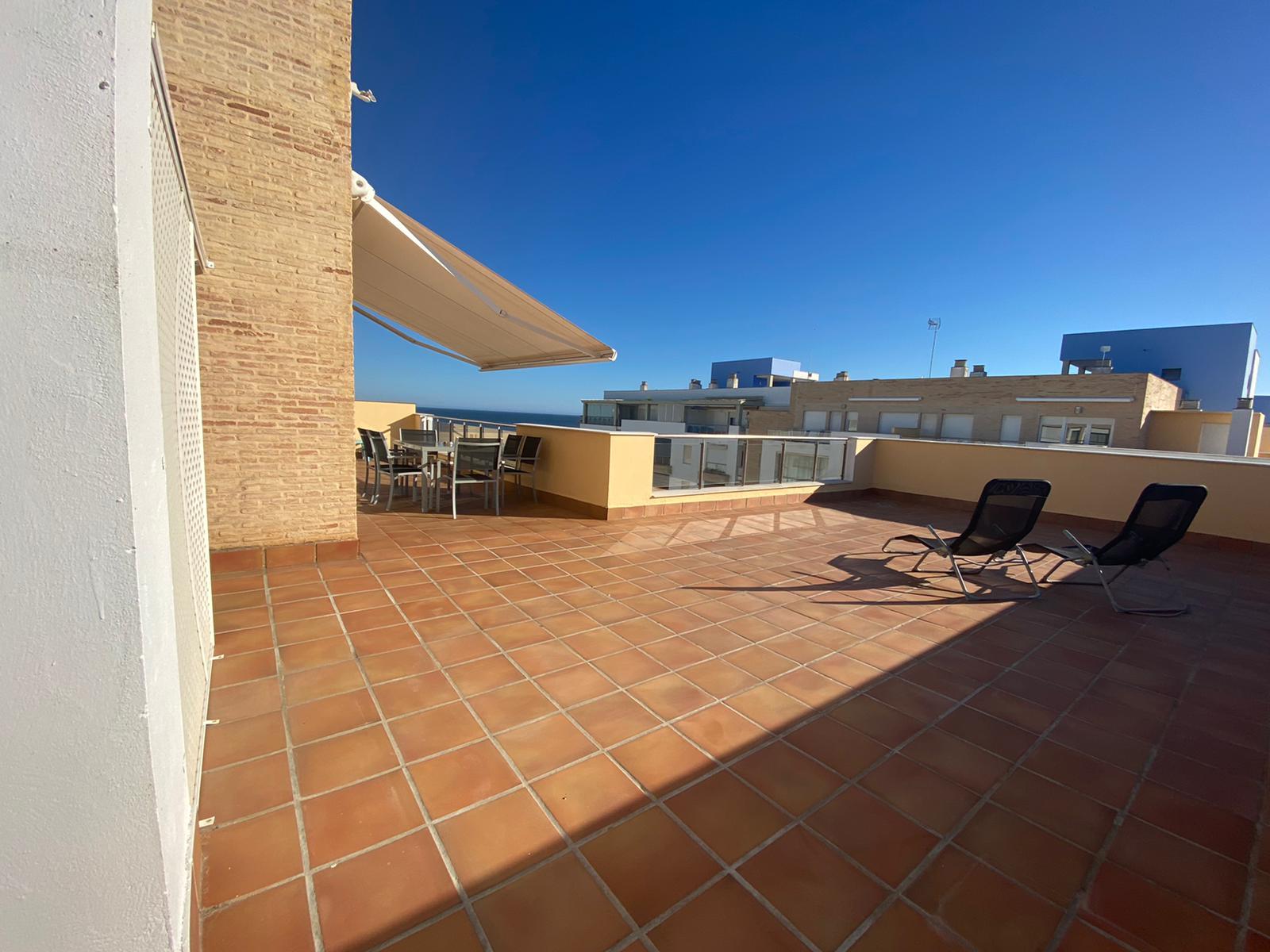 Imagen 34 del Apartamento Turístico, Ático 7 Levante (3d +2b), Punta del Moral (HUELVA), Paseo de la Cruz nº22