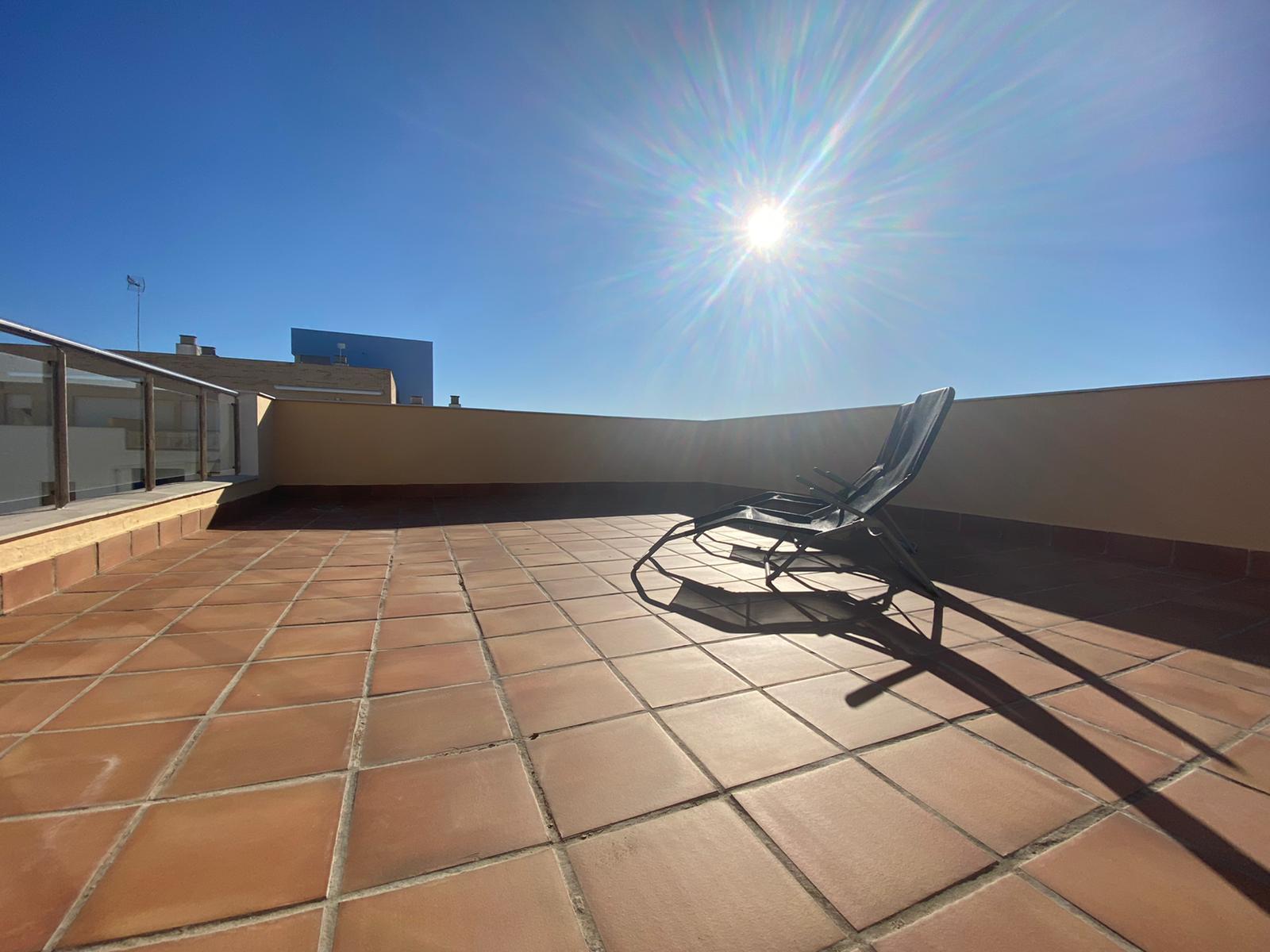 Imagen 35 del Apartamento Turístico, Ático 7 Levante (3d +2b), Punta del Moral (HUELVA), Paseo de la Cruz nº22