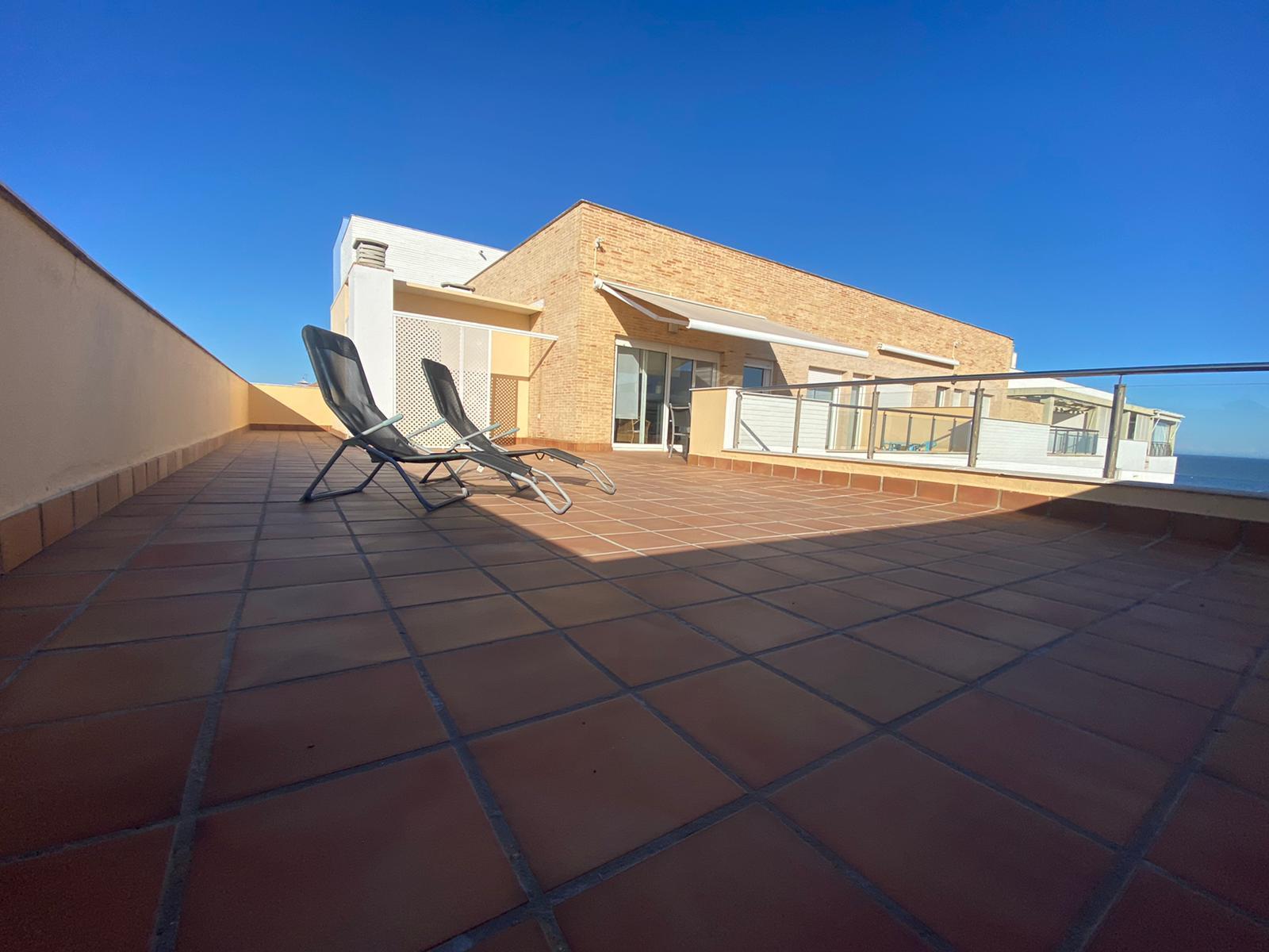 Imagen 36 del Apartamento Turístico, Ático 7 Levante (3d +2b), Punta del Moral (HUELVA), Paseo de la Cruz nº22