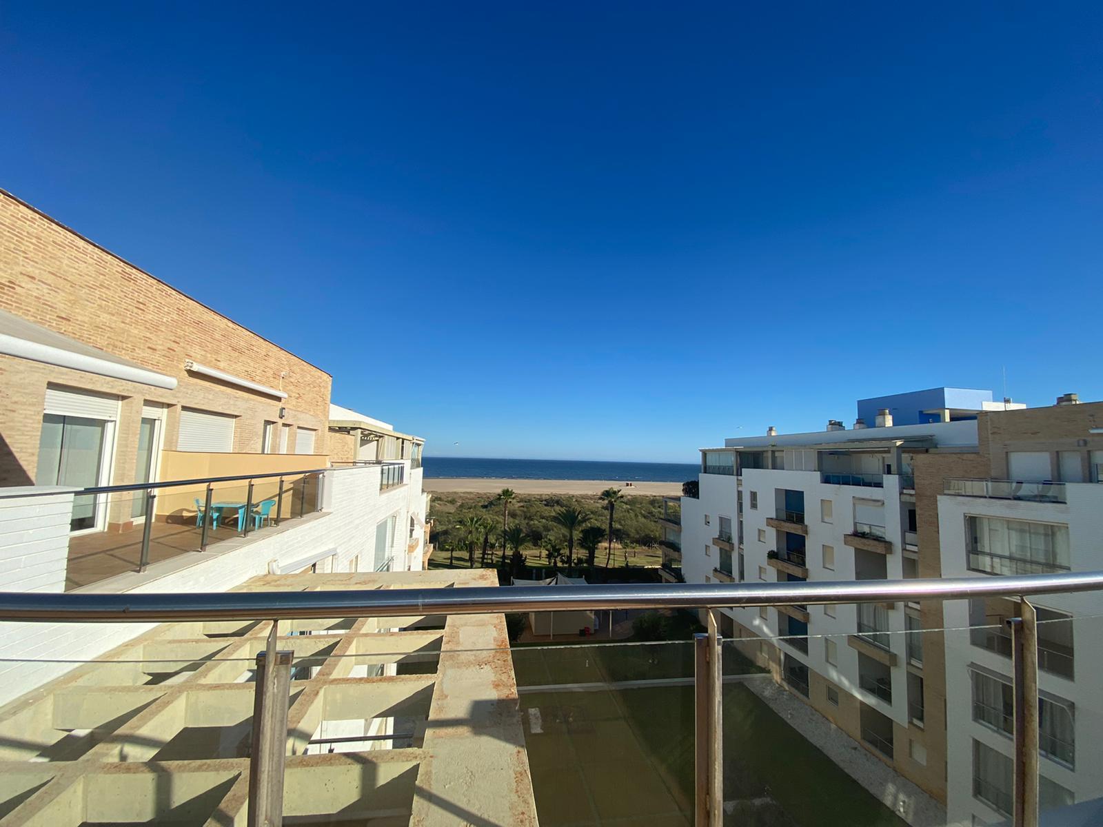 Imagen 37 del Apartamento Turístico, Ático 7 Levante (3d +2b), Punta del Moral (HUELVA), Paseo de la Cruz nº22