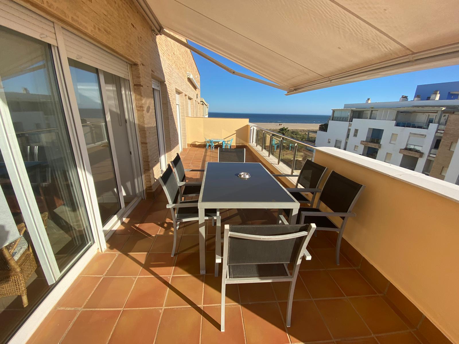 Imagen 38 del Apartamento Turístico, Ático 7 Levante (3d +2b), Punta del Moral (HUELVA), Paseo de la Cruz nº22