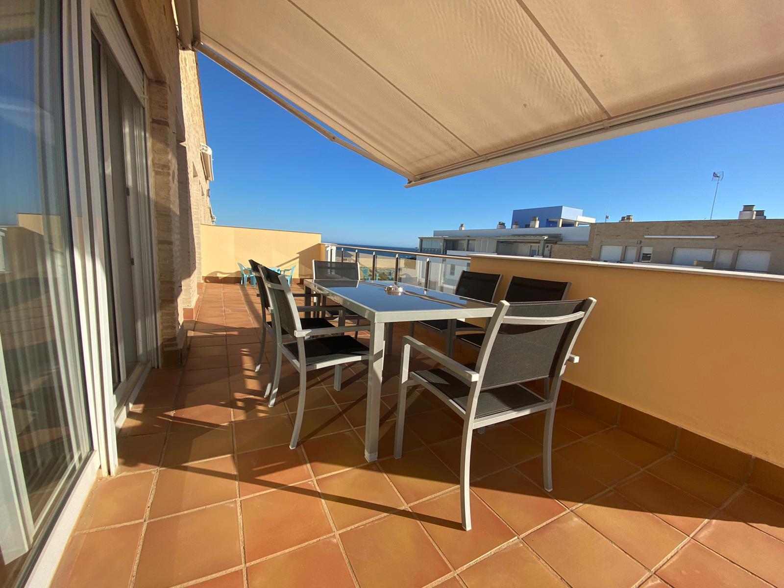 Imagen 39 del Apartamento Turístico, Ático 7 Levante (3d +2b), Punta del Moral (HUELVA), Paseo de la Cruz nº22