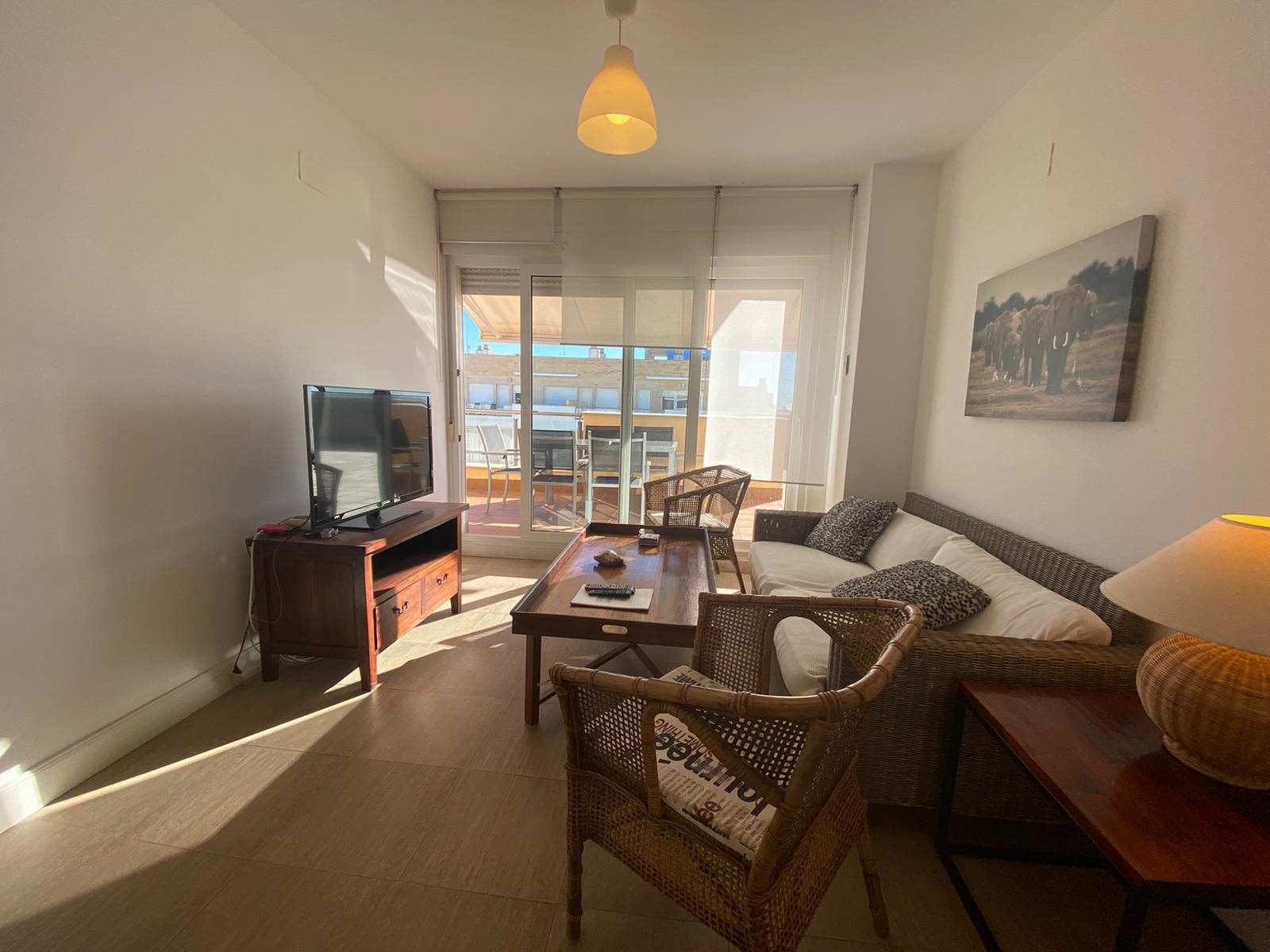 Imagen 5 del Apartamento Turístico, Ático 7 Levante (3d +2b), Punta del Moral (HUELVA), Paseo de la Cruz nº22