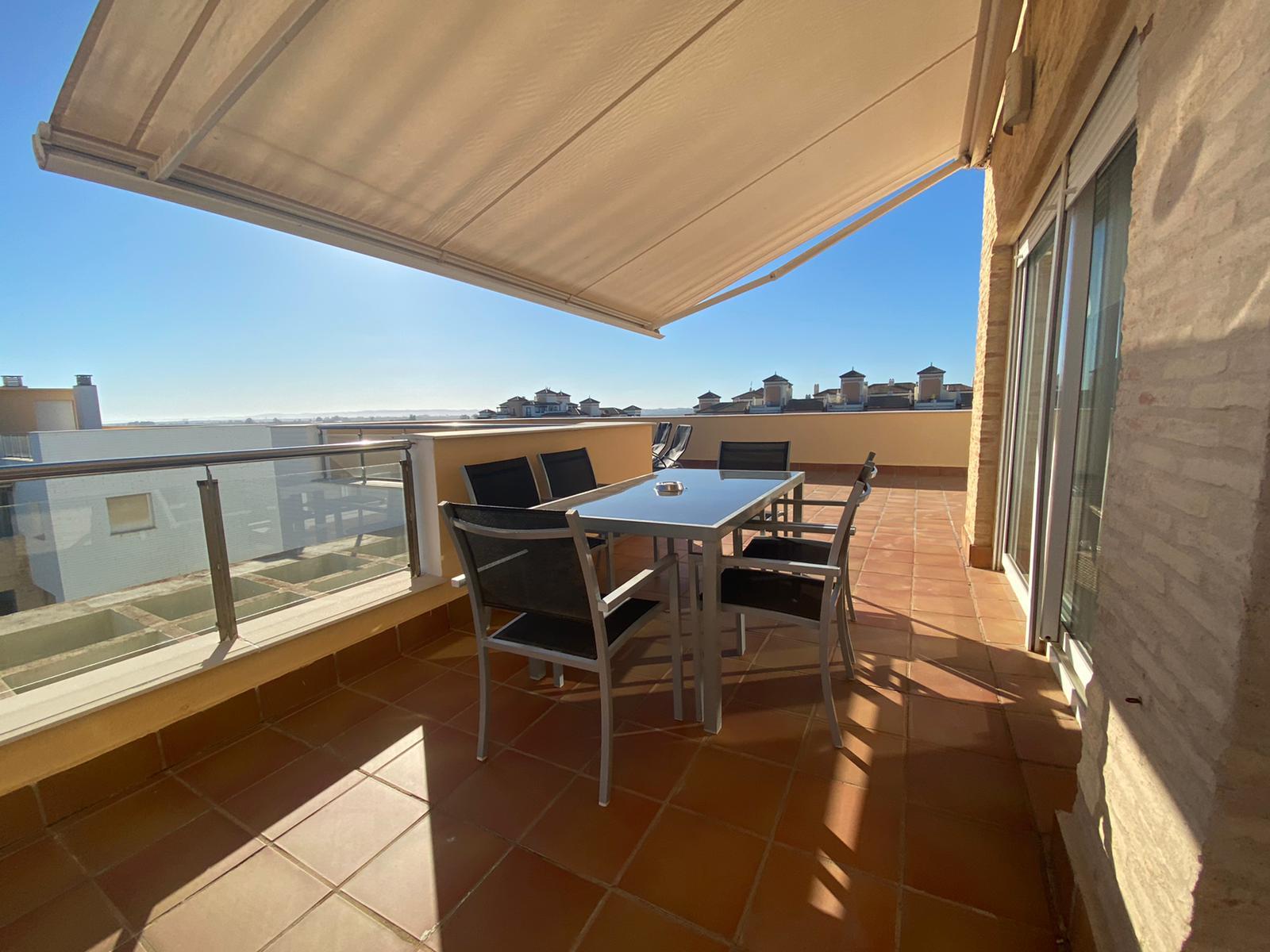 Imagen 41 del Apartamento Turístico, Ático 7 Levante (3d +2b), Punta del Moral (HUELVA), Paseo de la Cruz nº22