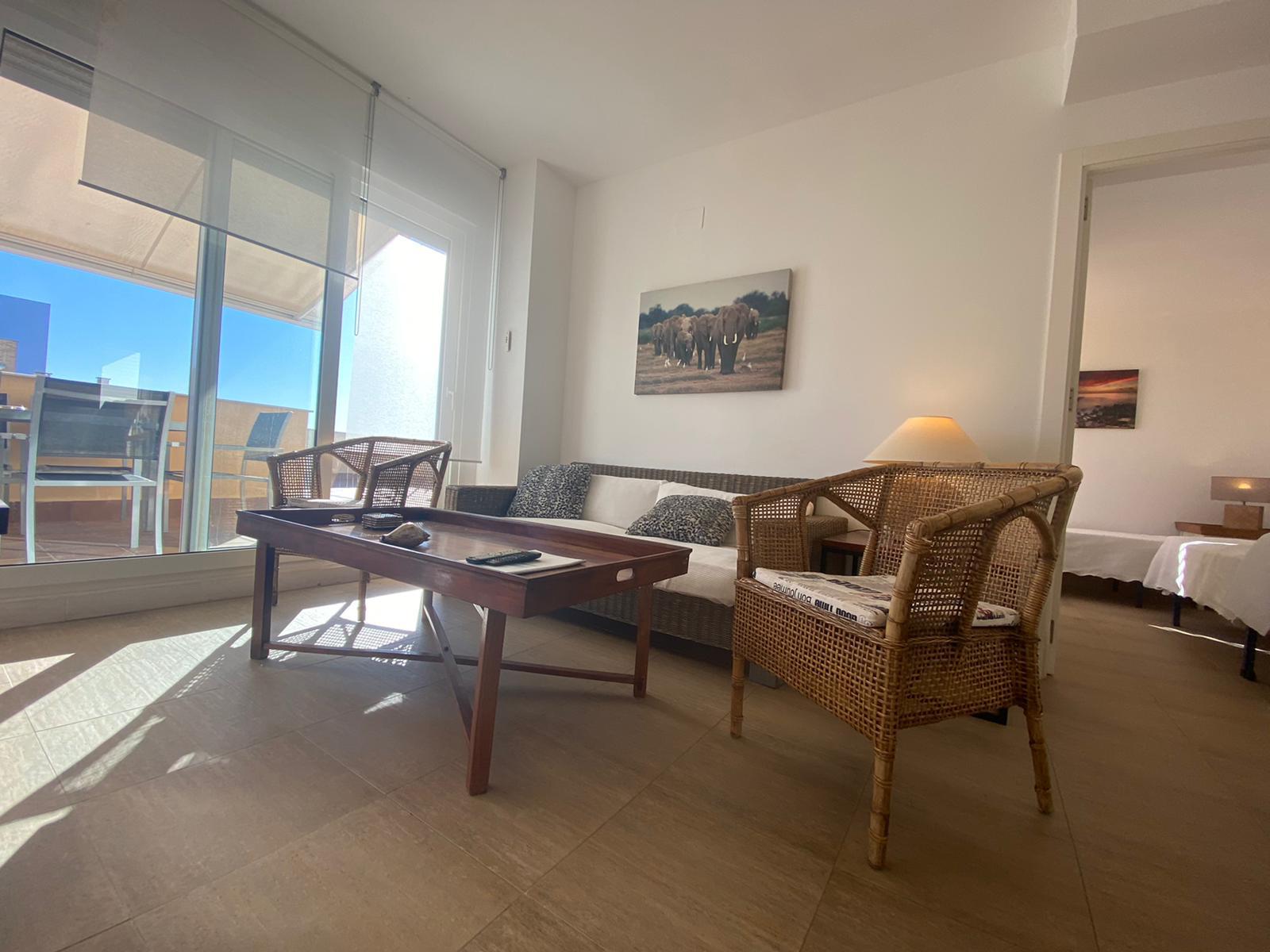 Imagen 6 del Apartamento Turístico, Ático 7 Levante (3d +2b), Punta del Moral (HUELVA), Paseo de la Cruz nº22