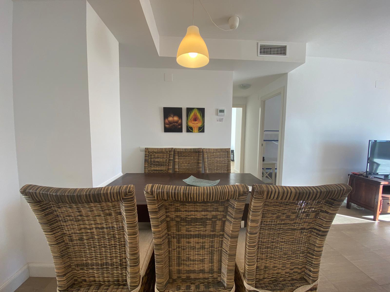 Imagen 9 del Apartamento Turístico, Ático 7 Levante (3d +2b), Punta del Moral (HUELVA), Paseo de la Cruz nº22