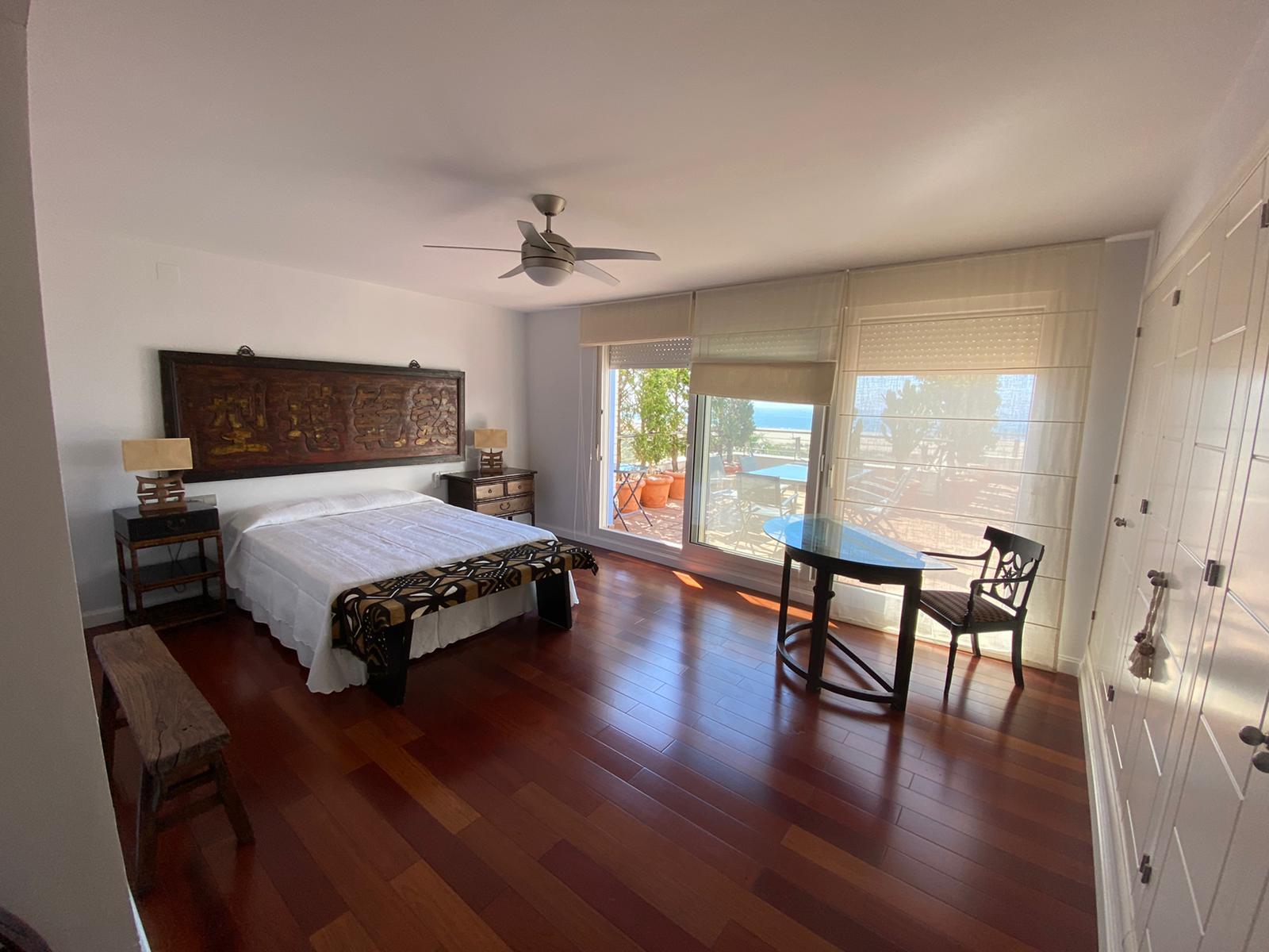 Imagen 1 del Apartamento Turístico, 4ª Planta, nº7, B. Central (3d+2b), Punta del Moral (HUELVA), Paseo de la Cruz nº22