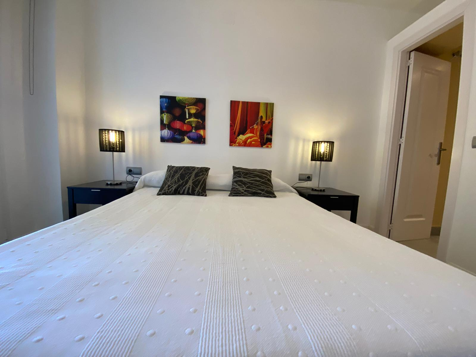 Imagen 15 del Apartamento Turístico, Ático 8 Poniente (3d+2b), Punta del Moral (HUELVA), Paseo de la Cruz nº22