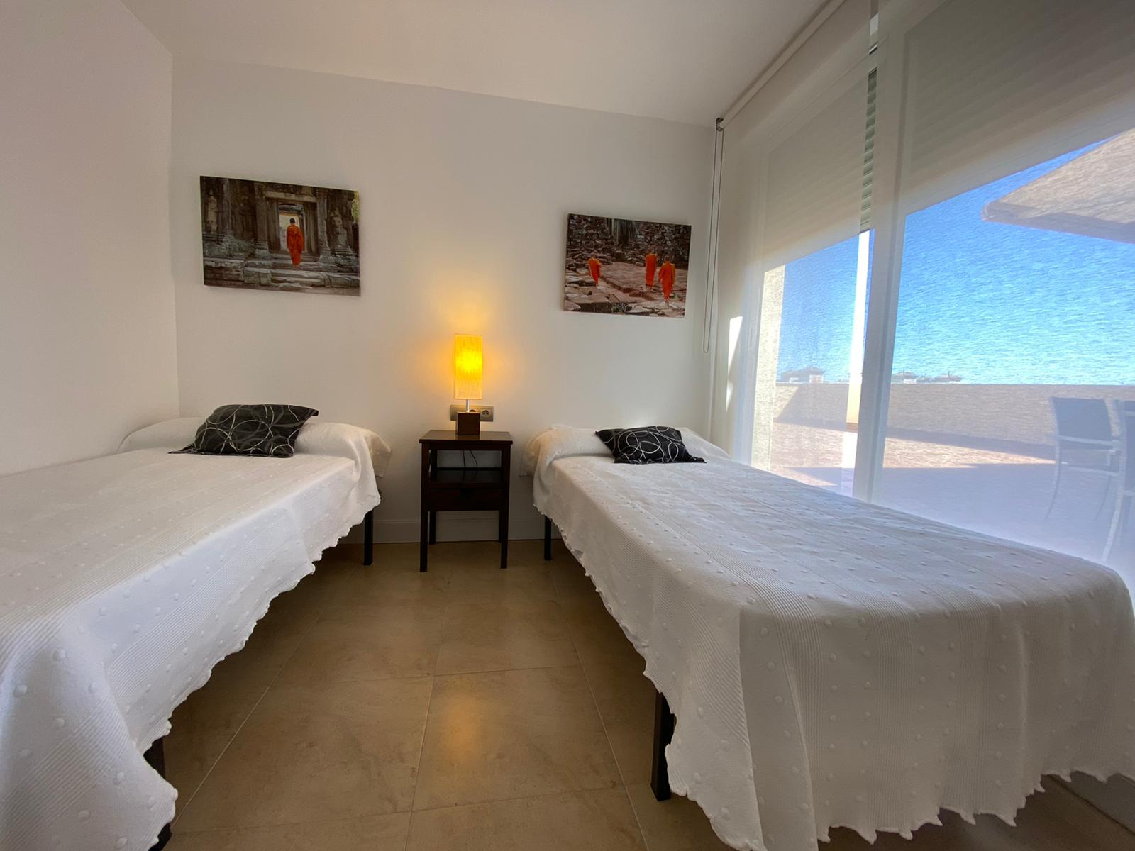 Imagen 20 del Apartamento Turístico, Ático 8 Poniente (3d+2b), Punta del Moral (HUELVA), Paseo de la Cruz nº22