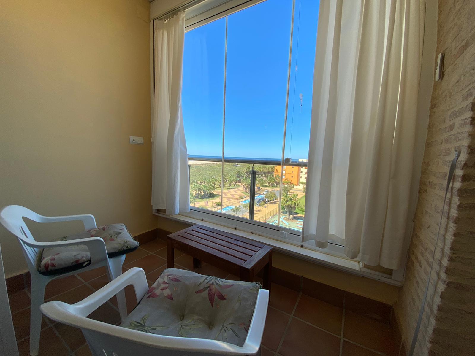 Imagen 25 del Apartamento Turístico, Ático 8 Poniente (3d+2b), Punta del Moral (HUELVA), Paseo de la Cruz nº22