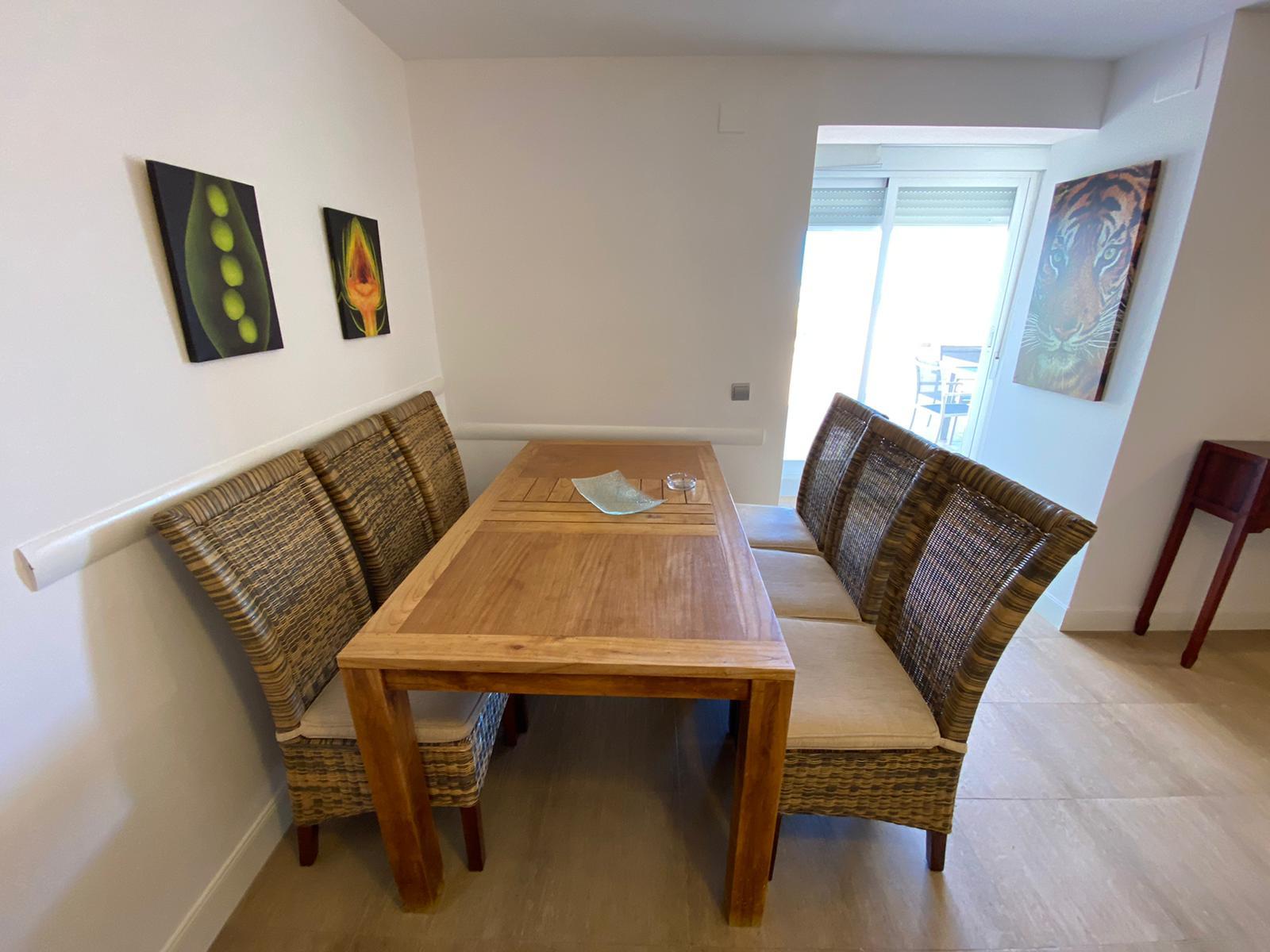 Imagen 6 del Apartamento Turístico, Ático 8 Poniente (3d+2b), Punta del Moral (HUELVA), Paseo de la Cruz nº22