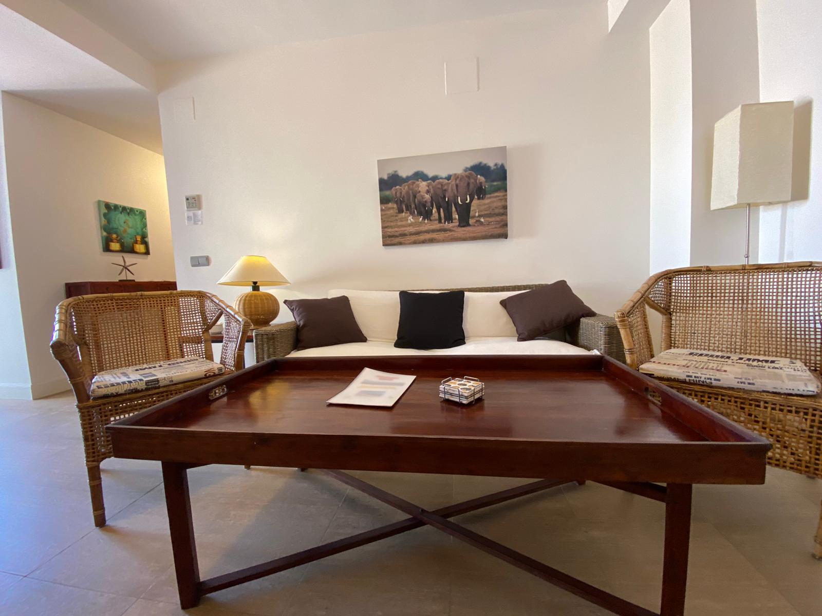 Imagen 7 del Apartamento Turístico, Ático 8 Poniente (3d+2b), Punta del Moral (HUELVA), Paseo de la Cruz nº22