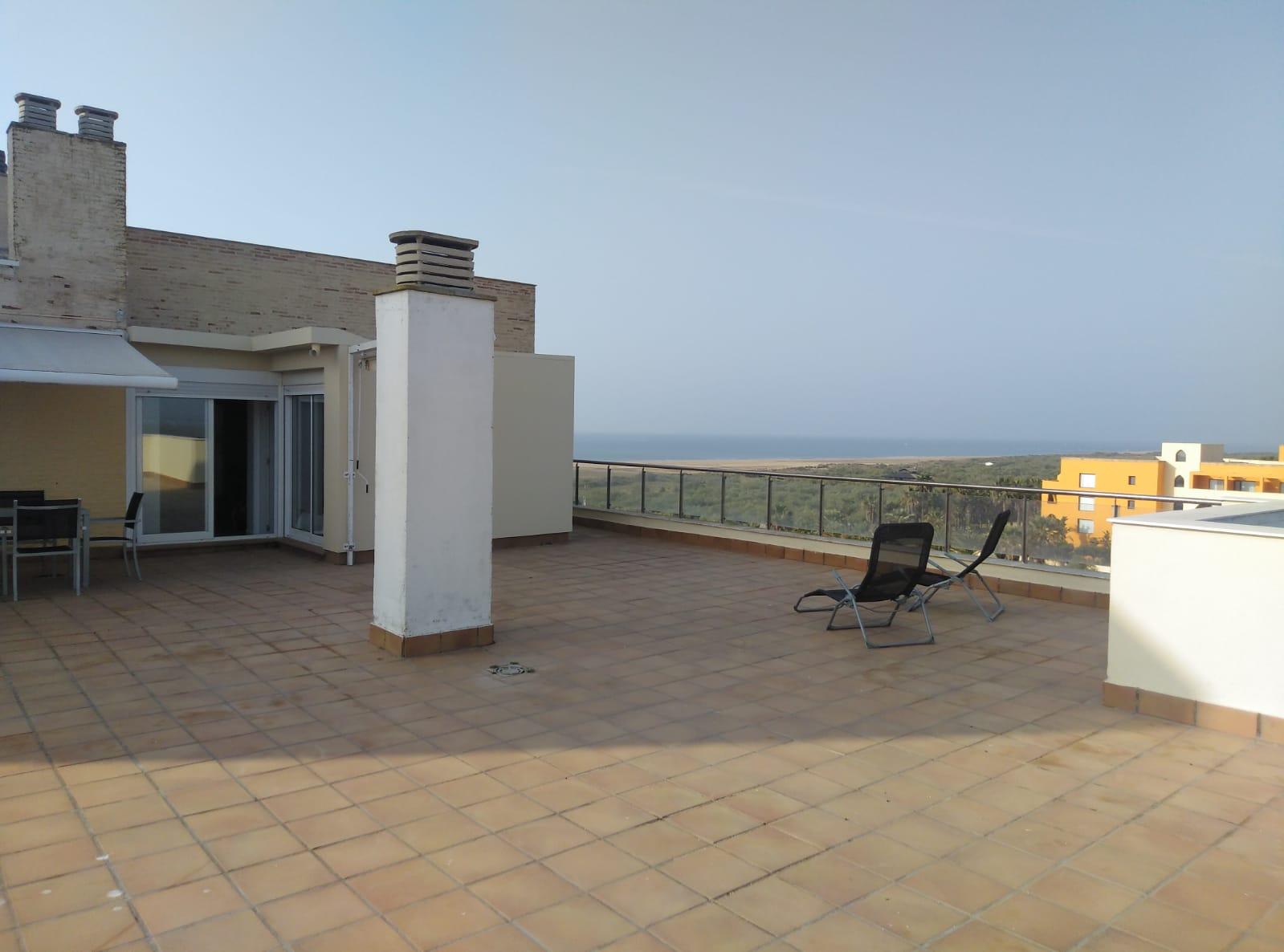 Imagen 27 del Apartamento Turístico, Ático 8 Poniente (3d+2b), Punta del Moral (HUELVA), Paseo de la Cruz nº22