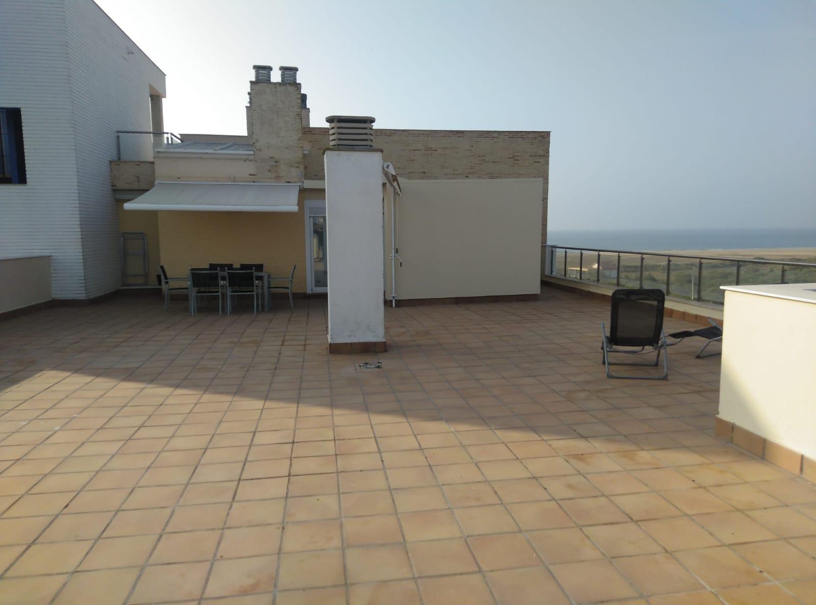 Imagen 28 del Apartamento Turístico, Ático 8 Poniente (3d+2b), Punta del Moral (HUELVA), Paseo de la Cruz nº22