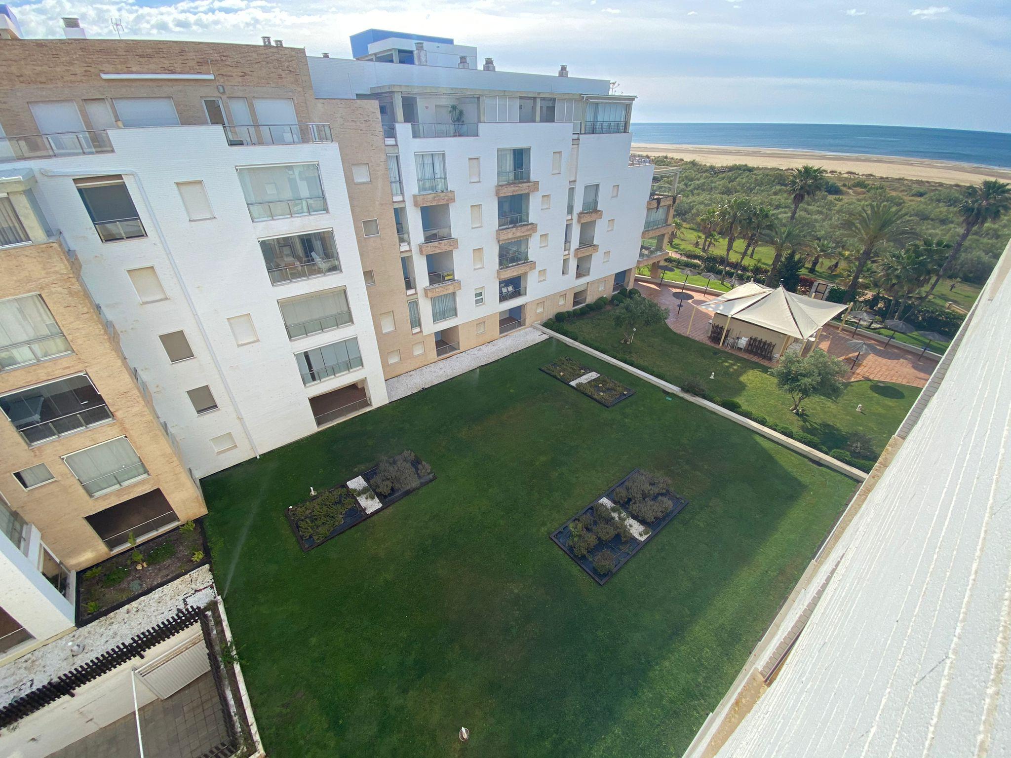 Imagen 10 del Apartamento Turístico, Ático 7 Central (3d+2b), Punta del Moral (HUELVA), Paseo de la Cruz nº22