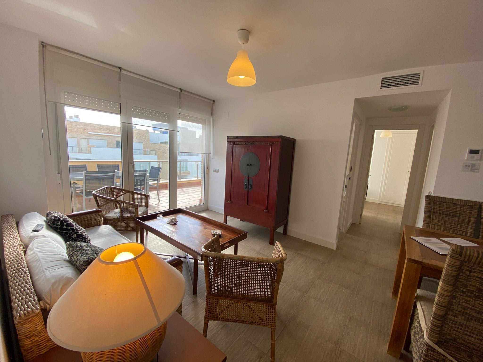 Imagen 14 del Apartamento Turístico, Ático 7 Central (3d+2b), Punta del Moral (HUELVA), Paseo de la Cruz nº22