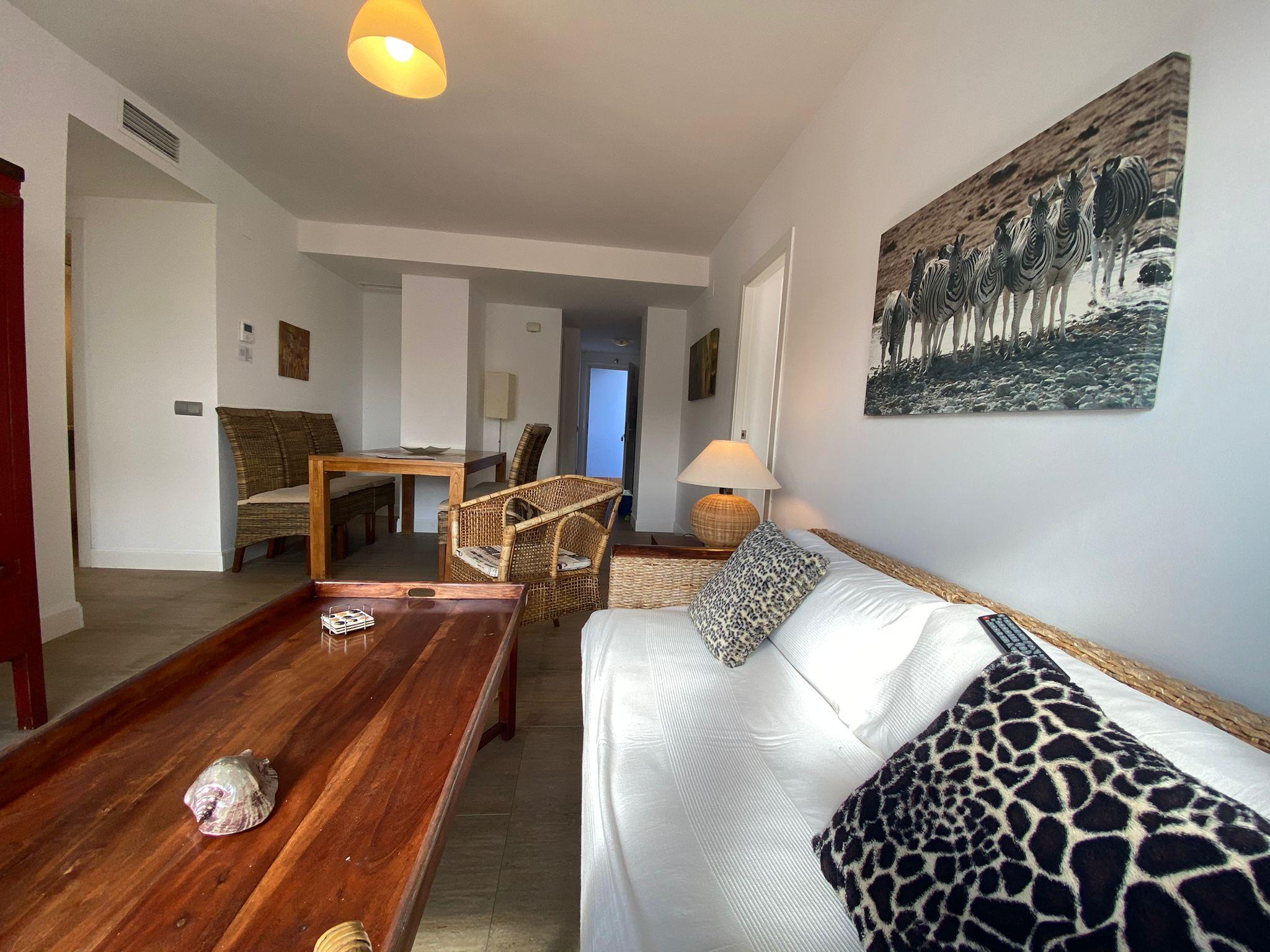 Imagen 16 del Apartamento Turístico, Ático 7 Central (3d+2b), Punta del Moral (HUELVA), Paseo de la Cruz nº22