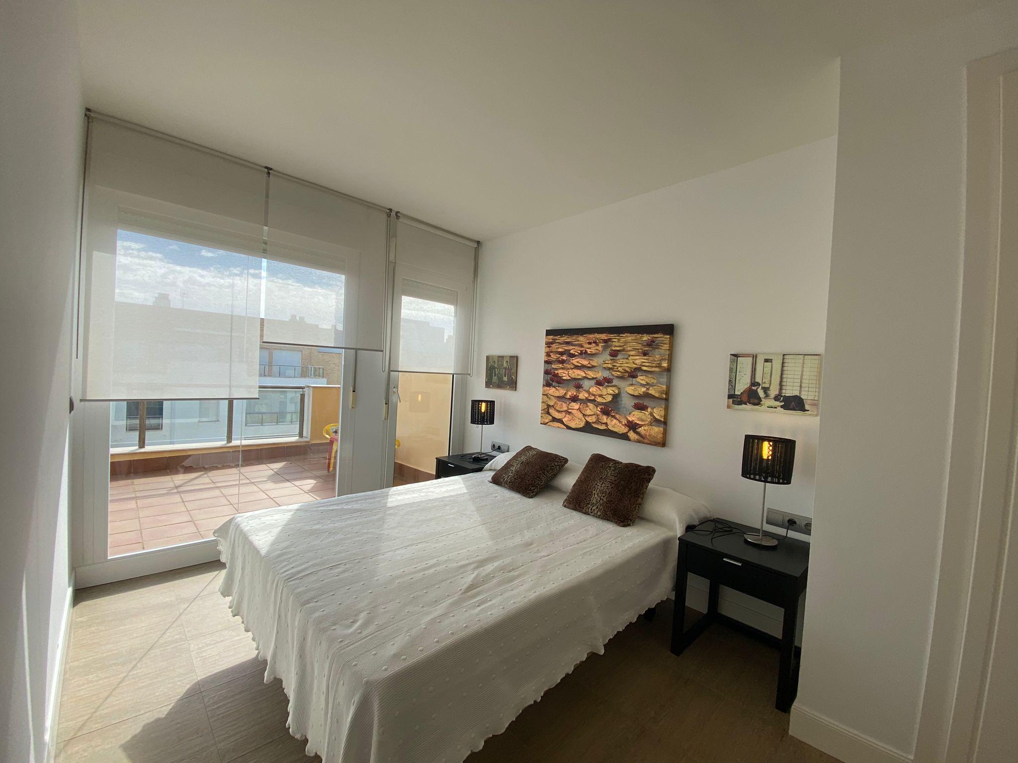 Imagen 25 del Apartamento Turístico, Ático 7 Central (3d+2b), Punta del Moral (HUELVA), Paseo de la Cruz nº22