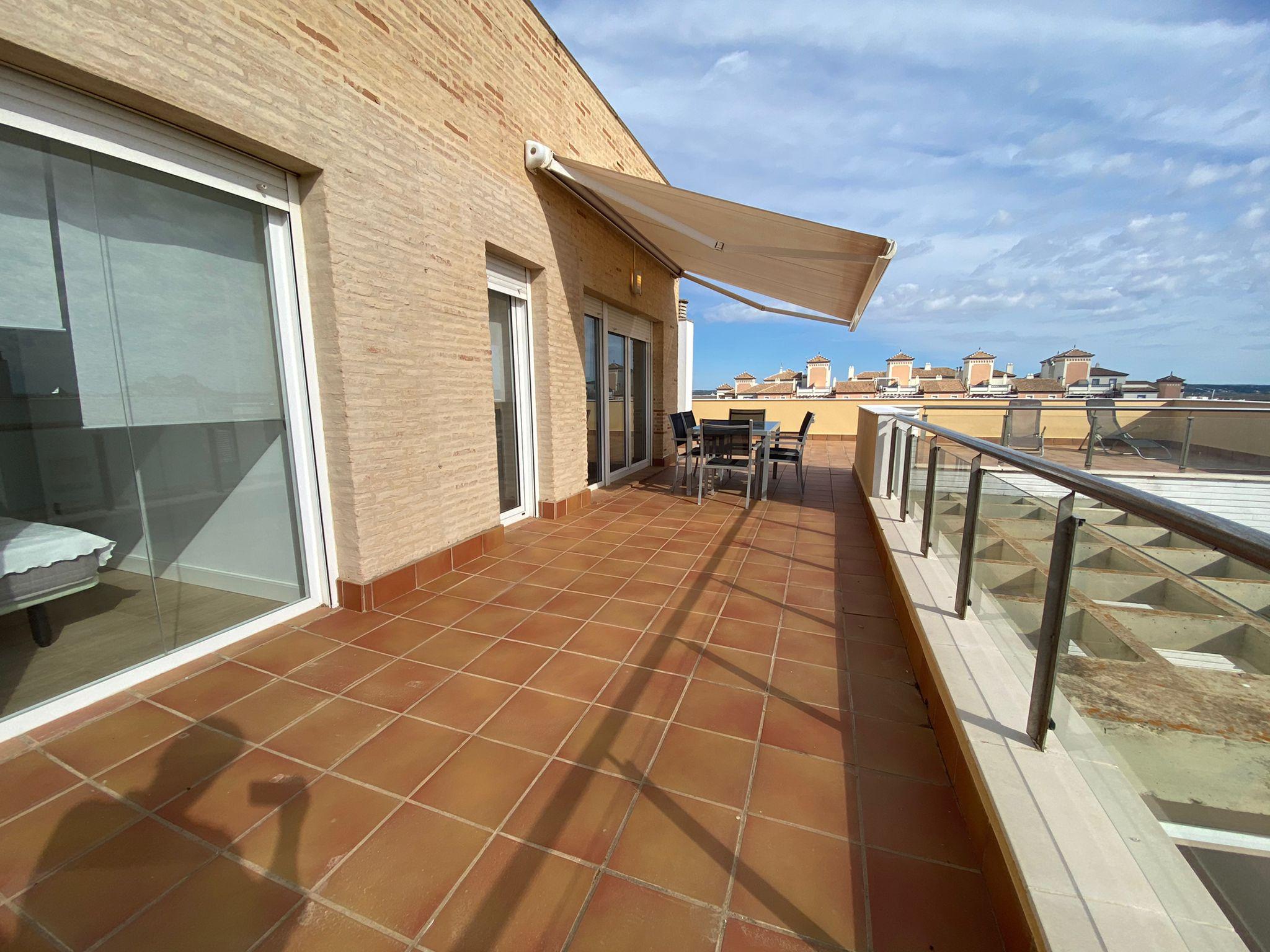 Imagen 3 del Apartamento Turístico, Ático 7 Central (3d+2b), Punta del Moral (HUELVA), Paseo de la Cruz nº22
