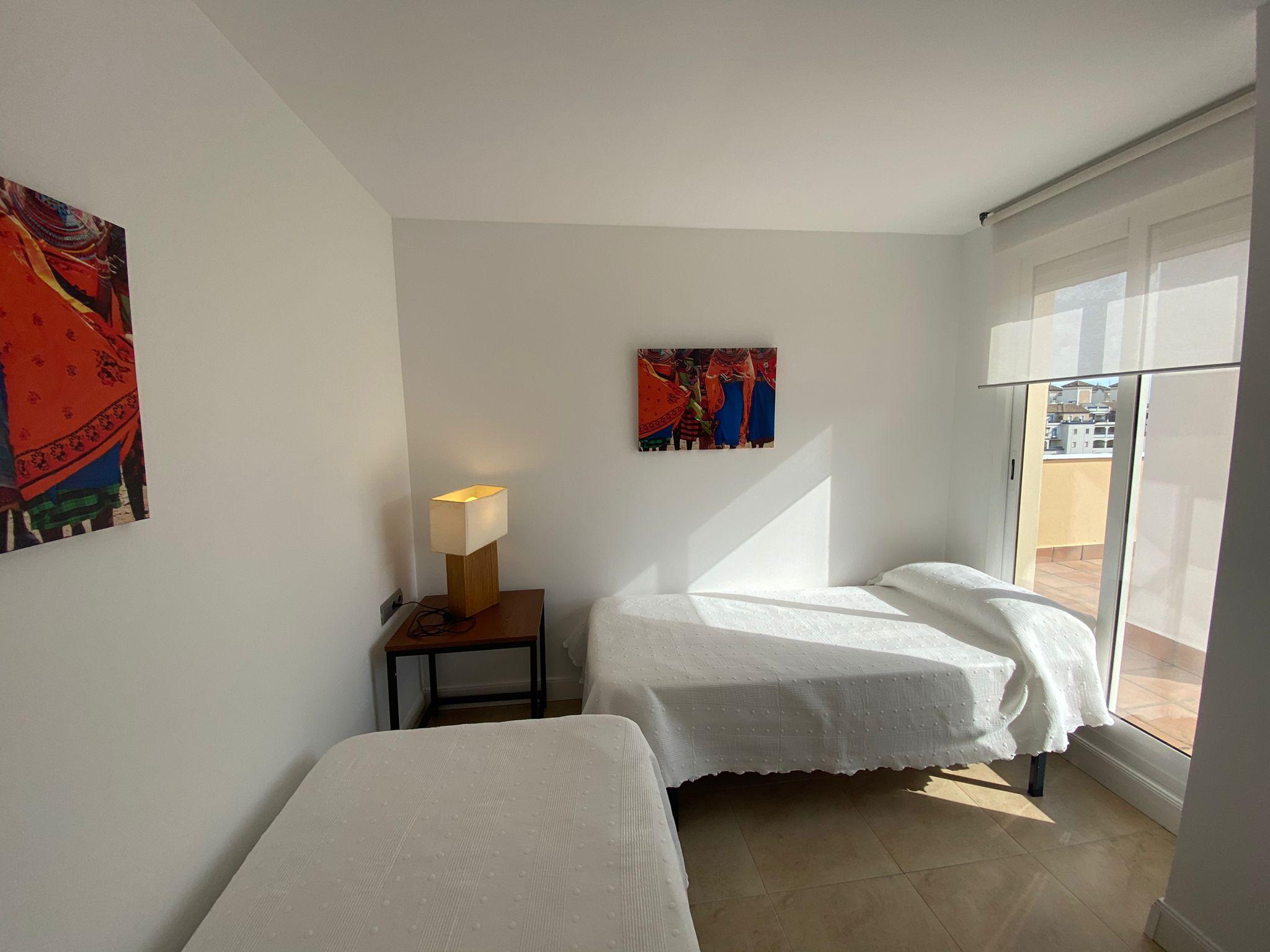 Imagen 32 del Apartamento Turístico, Ático 7 Central (3d+2b), Punta del Moral (HUELVA), Paseo de la Cruz nº22