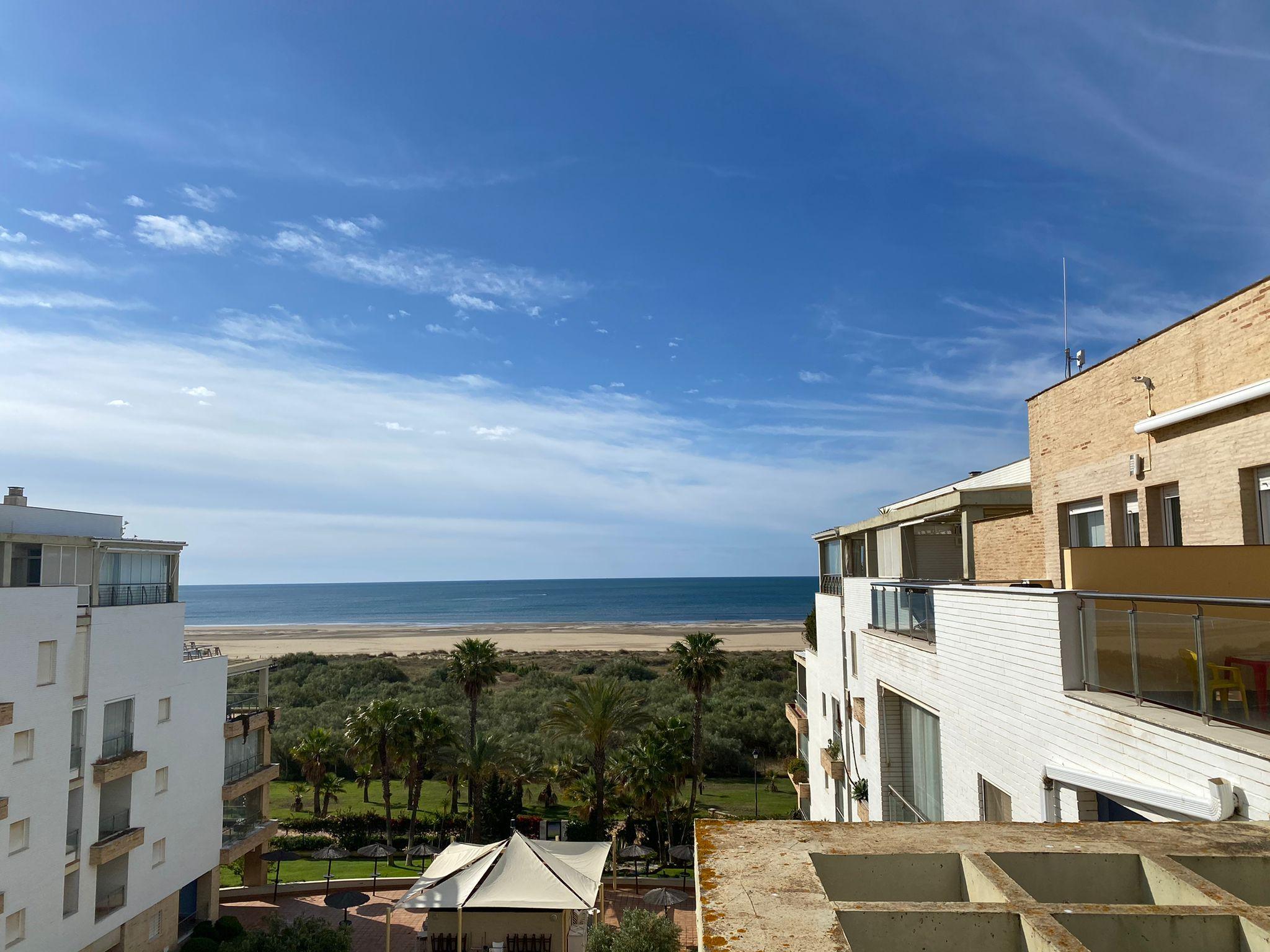 Imagen 6 del Apartamento Turístico, Ático 7 Central (3d+2b), Punta del Moral (HUELVA), Paseo de la Cruz nº22