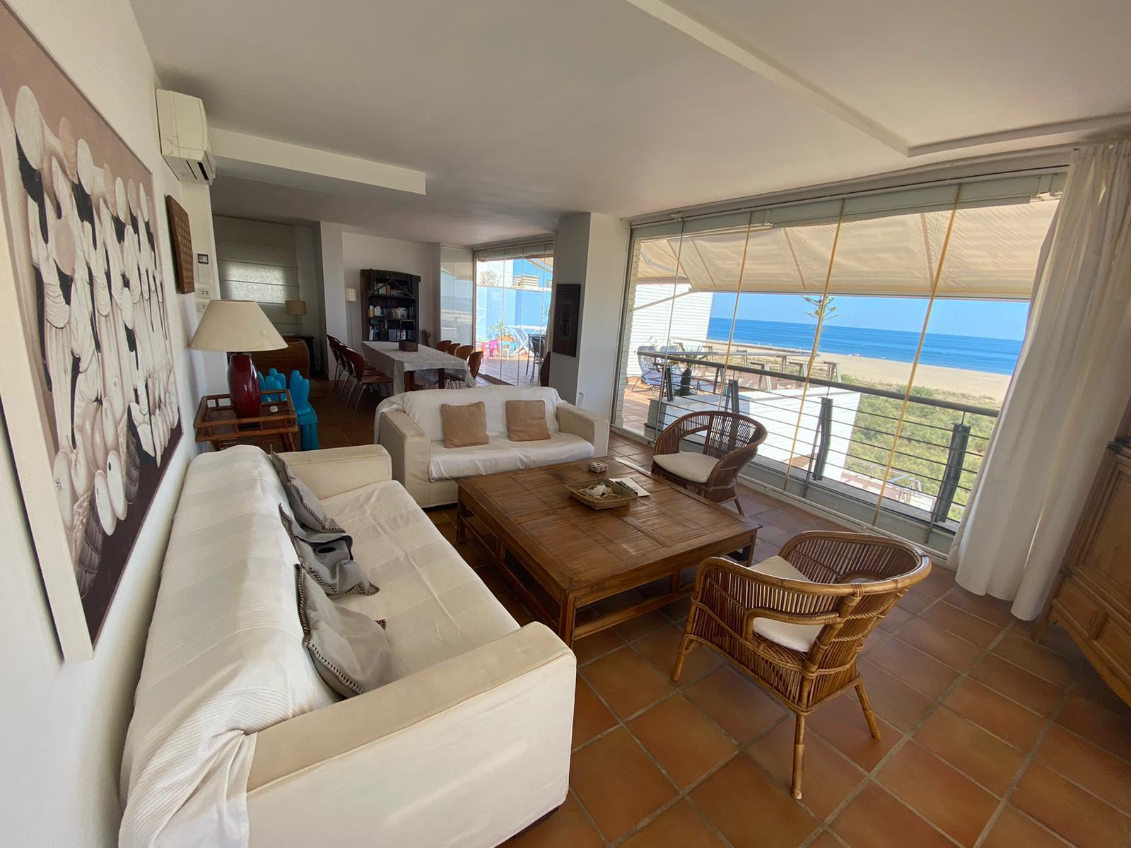 Imagen 1 del Apartamento Turístico, Ático 3 Levante, Frontal (4d+2b), Punta del Moral (HUELVA), Paseo de la Cruz nº22
