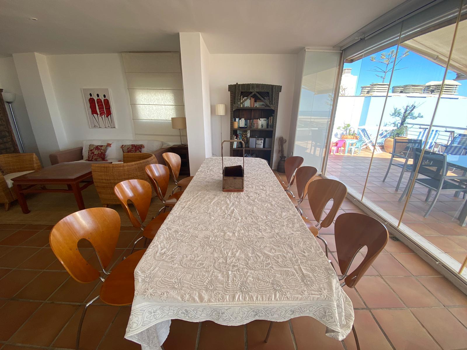 Imagen 10 del Apartamento Turístico, Ático 3 Levante, Frontal (4d+2b), Punta del Moral (HUELVA), Paseo de la Cruz nº22
