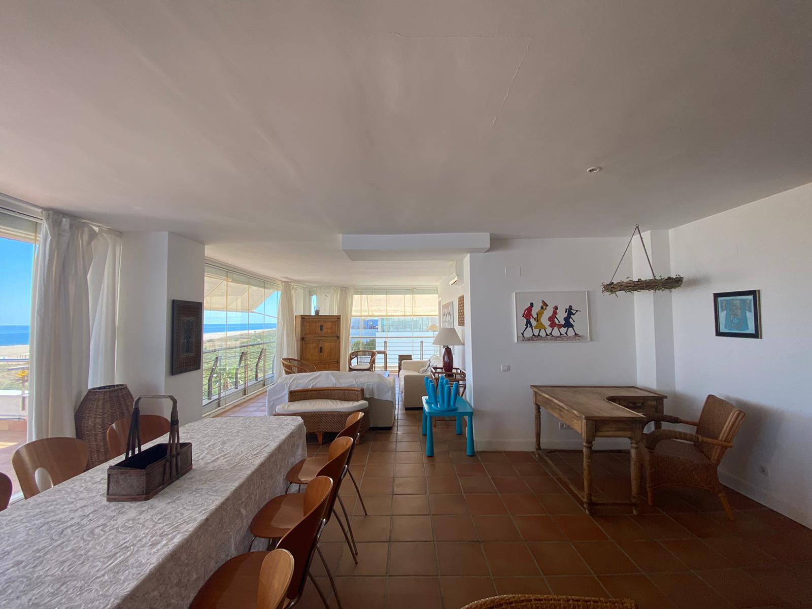 Imagen 11 del Apartamento Turístico, Ático 3 Levante, Frontal (4d+2b), Punta del Moral (HUELVA), Paseo de la Cruz nº22