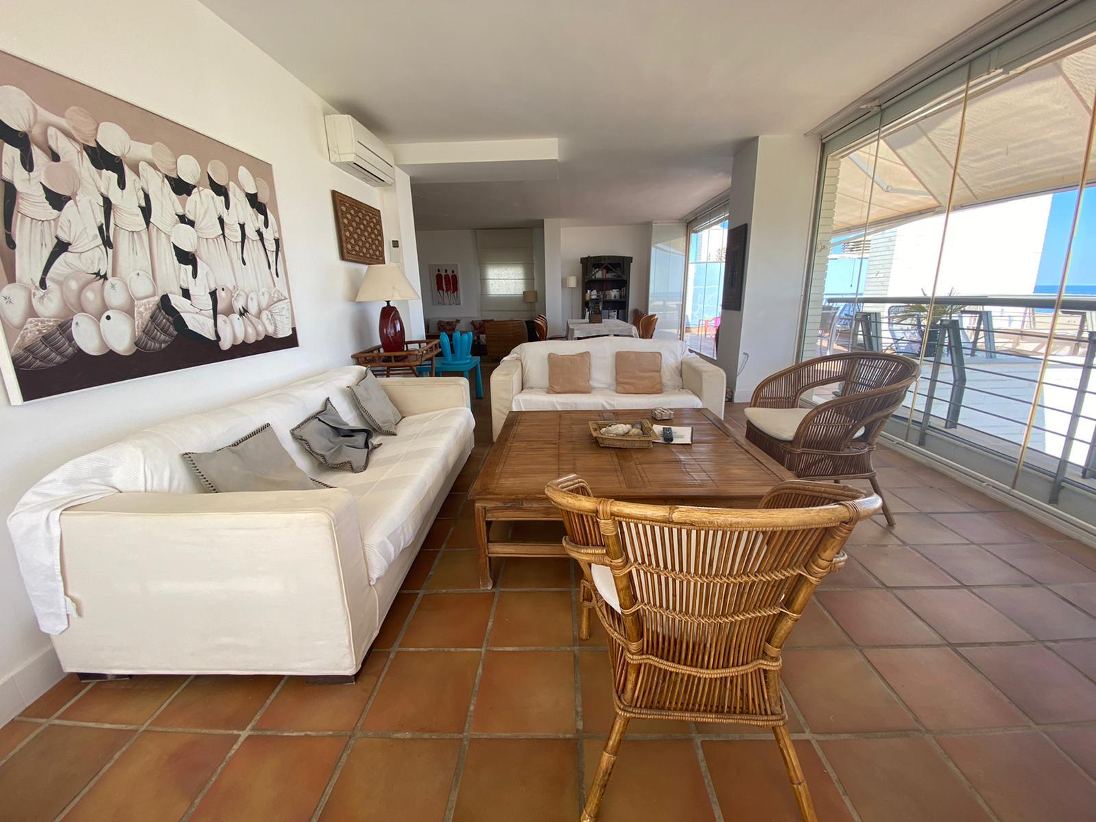 Imagen 12 del Apartamento Turístico, Ático 3 Levante, Frontal (4d+2b), Punta del Moral (HUELVA), Paseo de la Cruz nº22