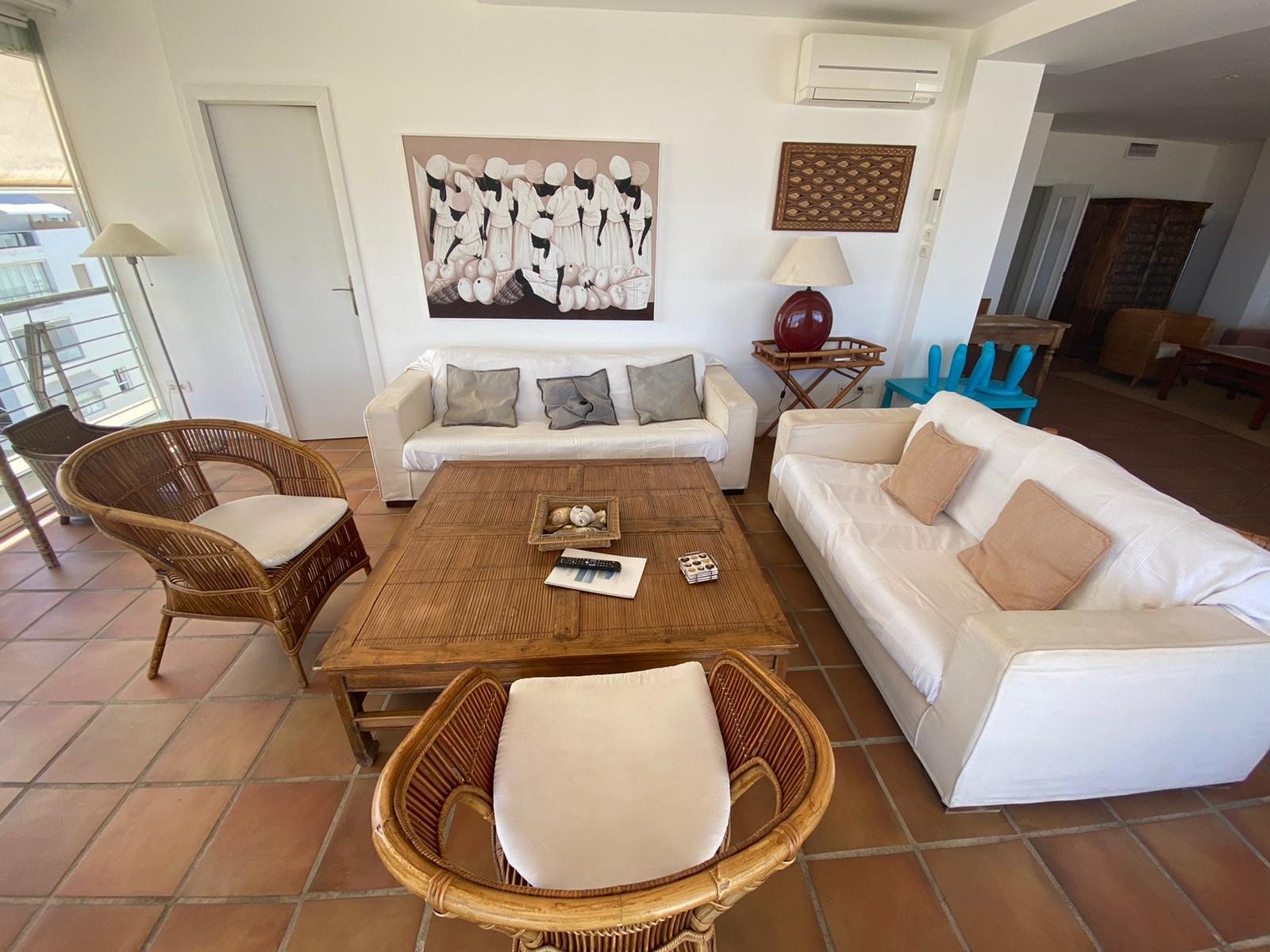 Imagen 13 del Apartamento Turístico, Ático 3 Levante, Frontal (4d+2b), Punta del Moral (HUELVA), Paseo de la Cruz nº22