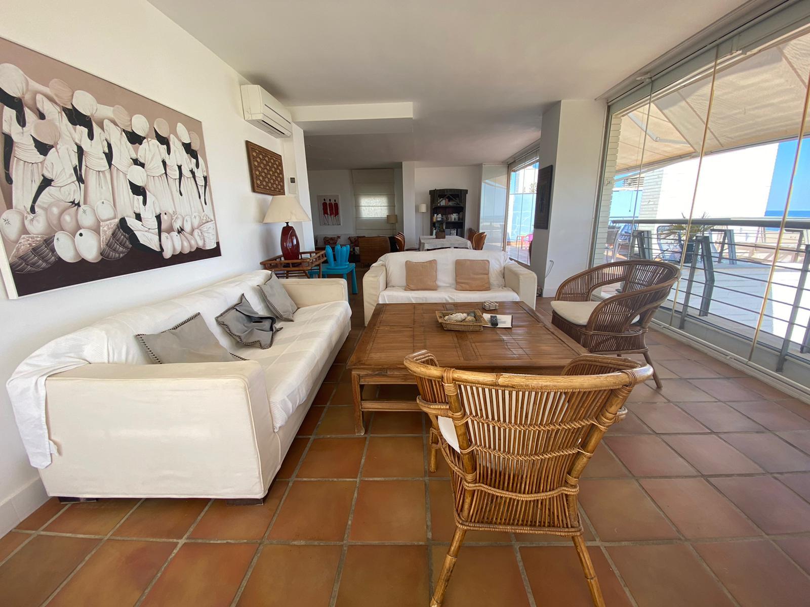 Imagen 14 del Apartamento Turístico, Ático 3 Levante, Frontal (4d+2b), Punta del Moral (HUELVA), Paseo de la Cruz nº22