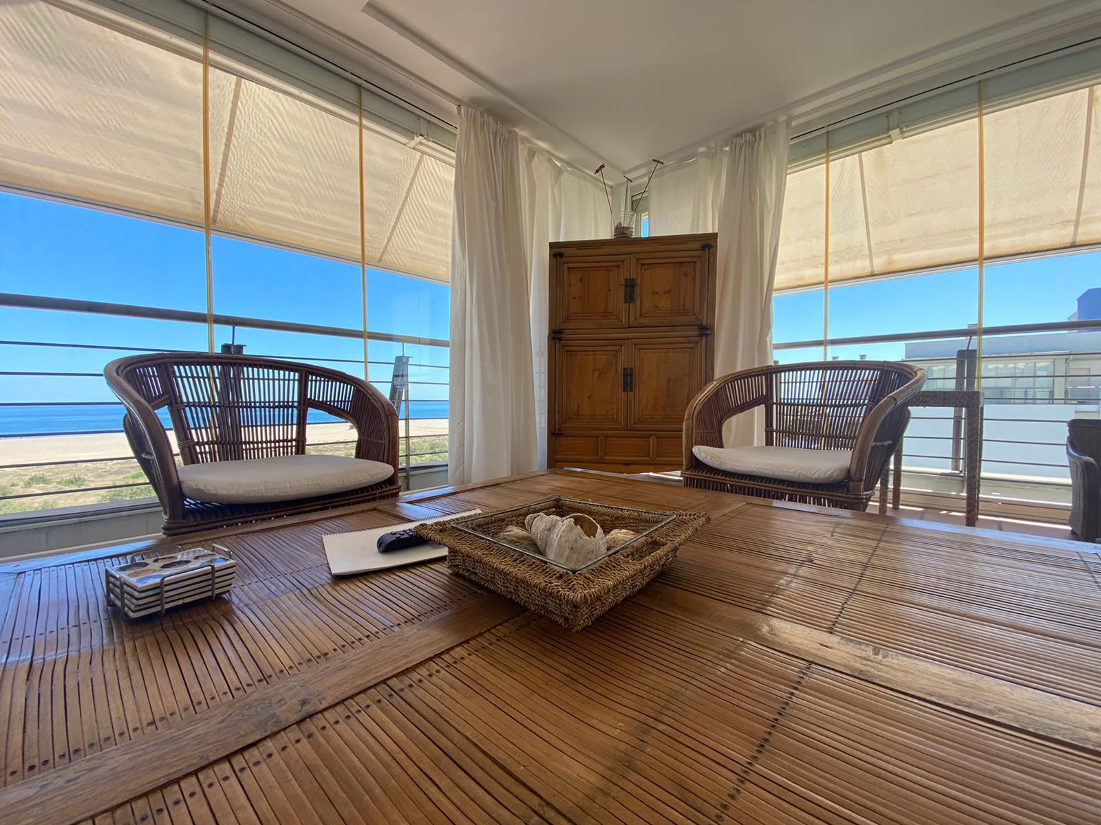 Imagen 17 del Apartamento Turístico, Ático 3 Levante, Frontal (4d+2b), Punta del Moral (HUELVA), Paseo de la Cruz nº22