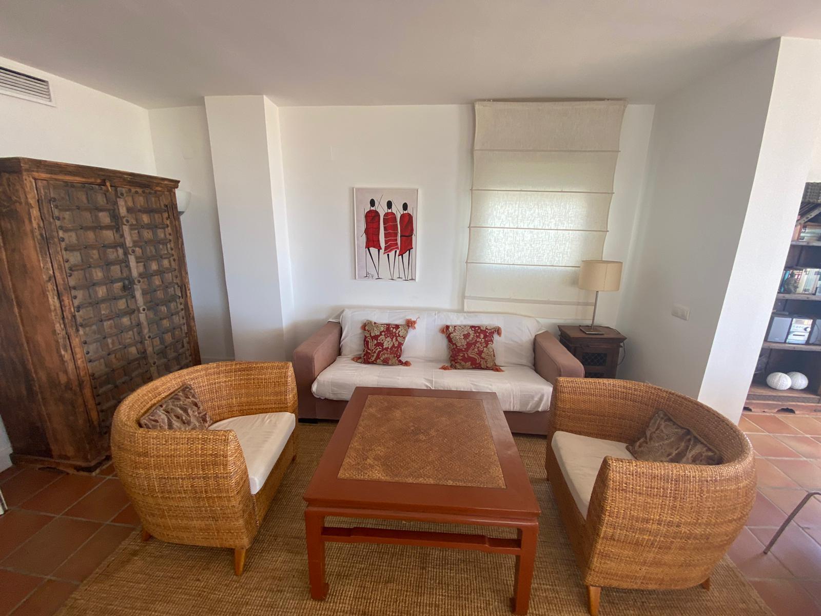 Imagen 2 del Apartamento Turístico, Ático 3 Levante, Frontal (4d+2b), Punta del Moral (HUELVA), Paseo de la Cruz nº22