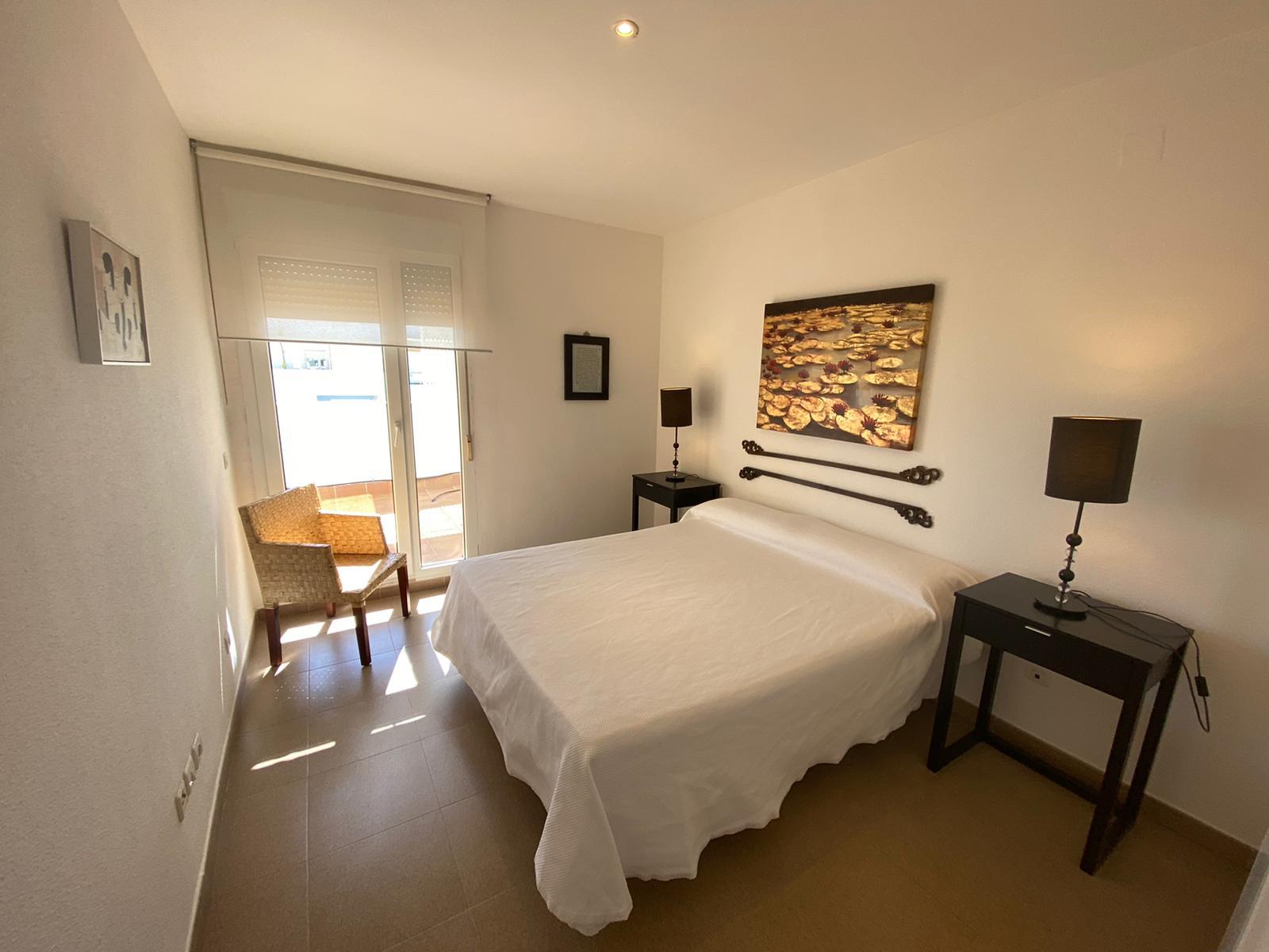 Imagen 27 del Apartamento Turístico, Ático 3 Levante, Frontal (4d+2b), Punta del Moral (HUELVA), Paseo de la Cruz nº22