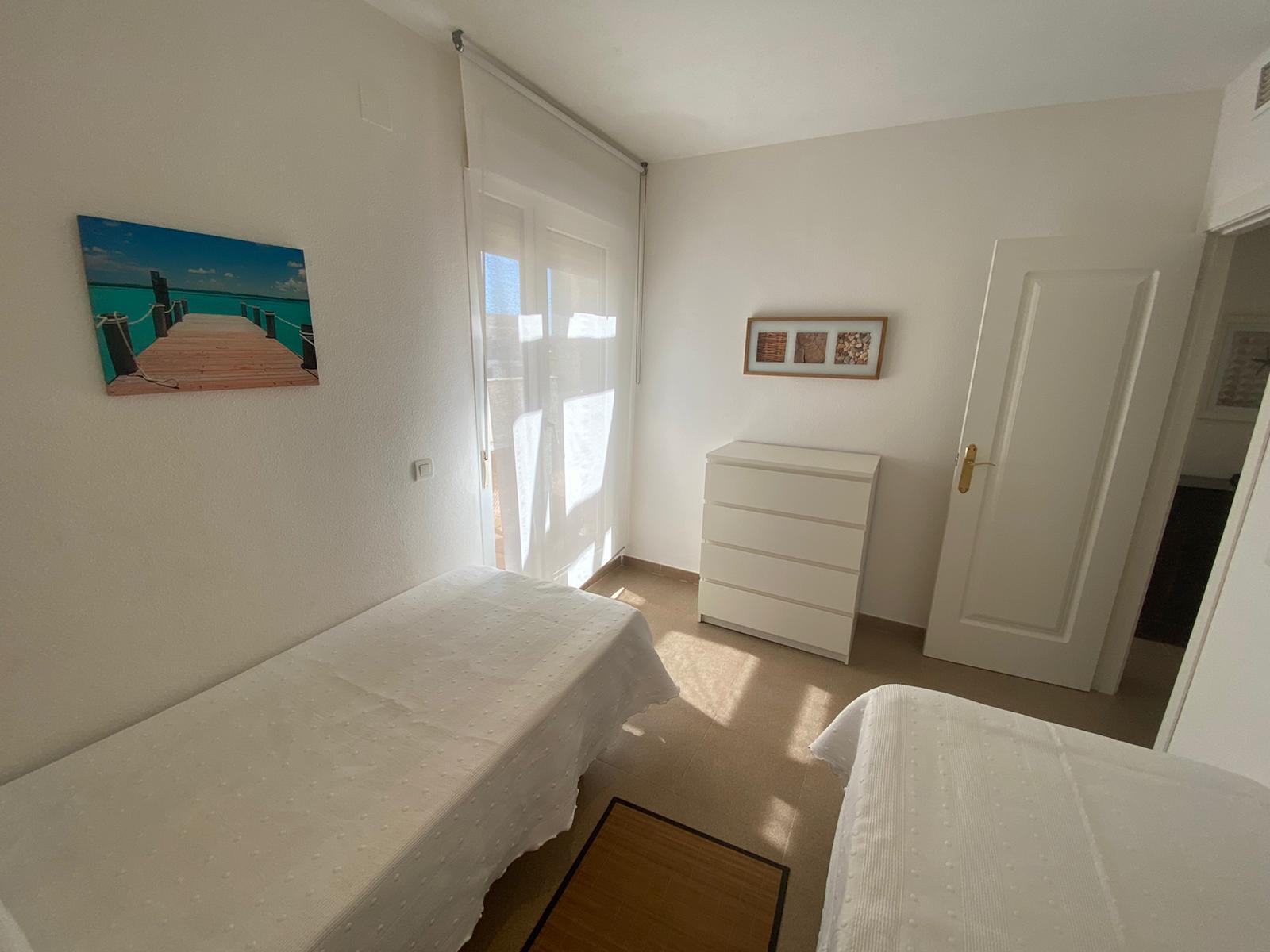 Imagen 34 del Apartamento Turístico, Ático 3 Levante, Frontal (4d+2b), Punta del Moral (HUELVA), Paseo de la Cruz nº22