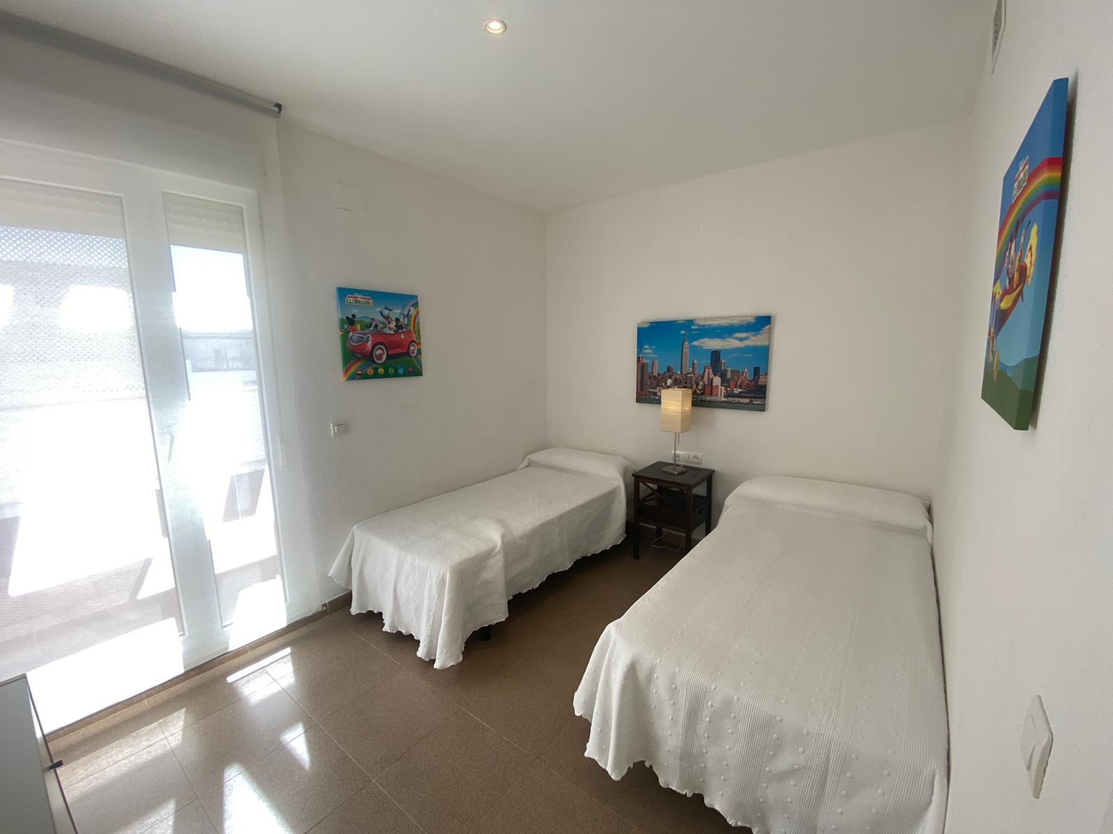 Imagen 36 del Apartamento Turístico, Ático 3 Levante, Frontal (4d+2b), Punta del Moral (HUELVA), Paseo de la Cruz nº22