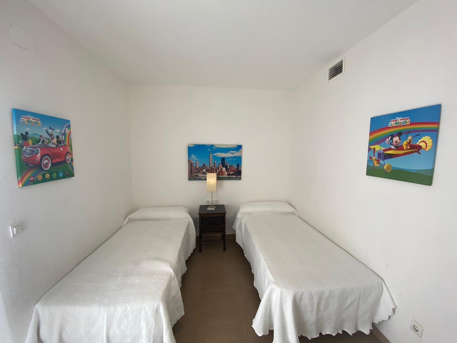 Imagen 37 del Apartamento Turístico, Ático 3 Levante, Frontal (4d+2b), Punta del Moral (HUELVA), Paseo de la Cruz nº22