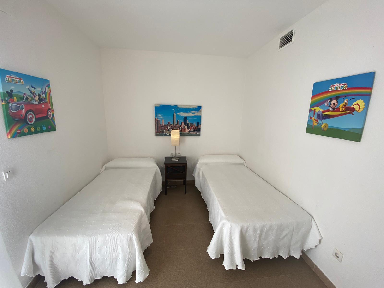 Imagen 38 del Apartamento Turístico, Ático 3 Levante, Frontal (4d+2b), Punta del Moral (HUELVA), Paseo de la Cruz nº22