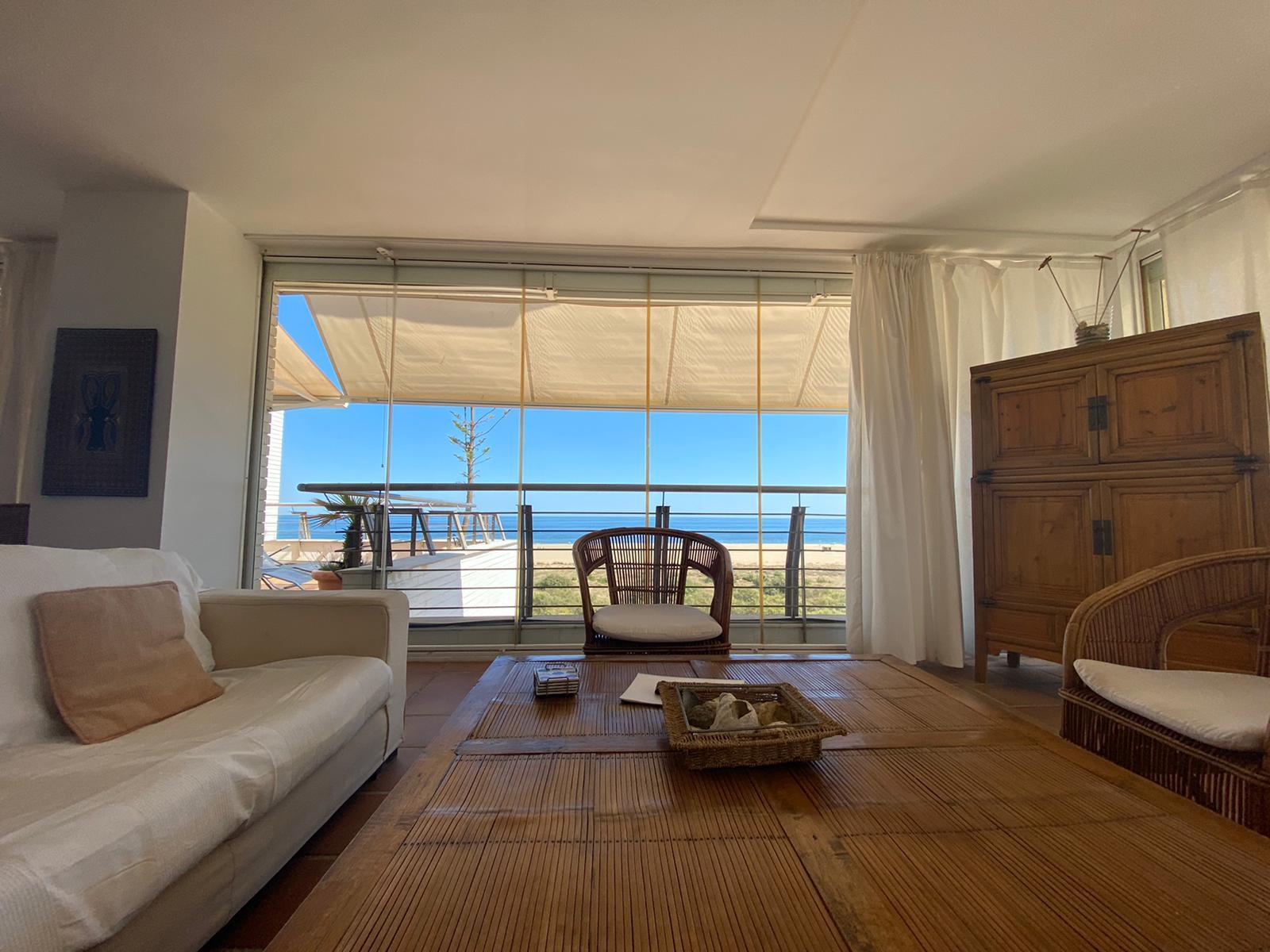 Imagen 4 del Apartamento Turístico, Ático 3 Levante, Frontal (4d+2b), Punta del Moral (HUELVA), Paseo de la Cruz nº22