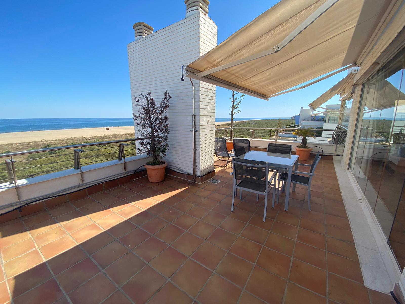 Imagen 45 del Apartamento Turístico, Ático 3 Levante, Frontal (4d+2b), Punta del Moral (HUELVA), Paseo de la Cruz nº22