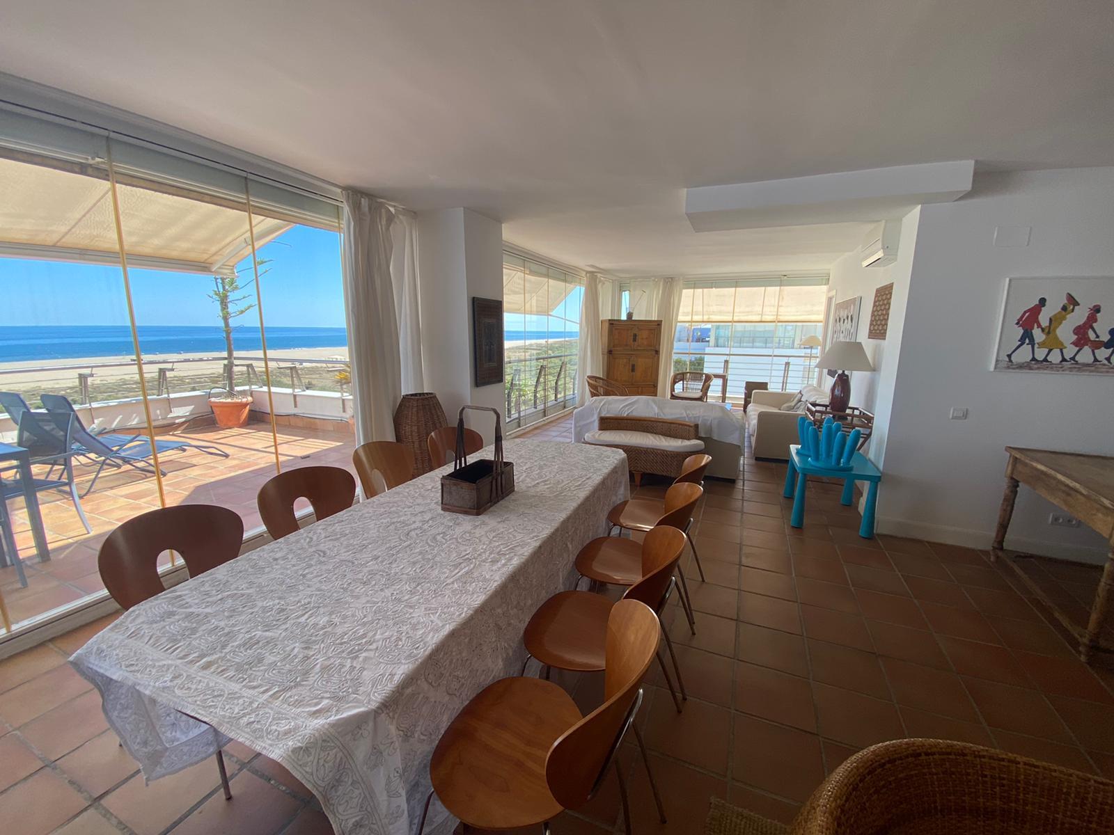 Imagen 5 del Apartamento Turístico, Ático 3 Levante, Frontal (4d+2b), Punta del Moral (HUELVA), Paseo de la Cruz nº22