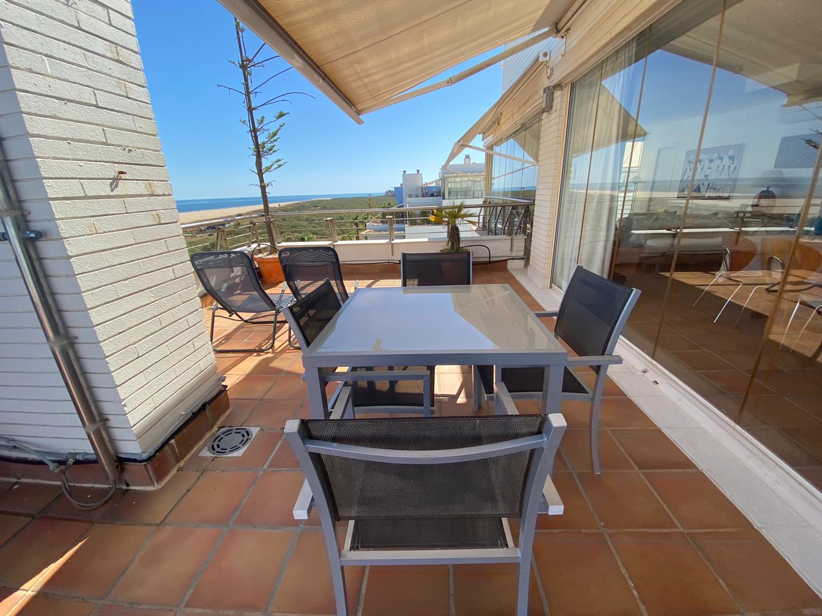 Imagen 49 del Apartamento Turístico, Ático 3 Levante, Frontal (4d+2b), Punta del Moral (HUELVA), Paseo de la Cruz nº22