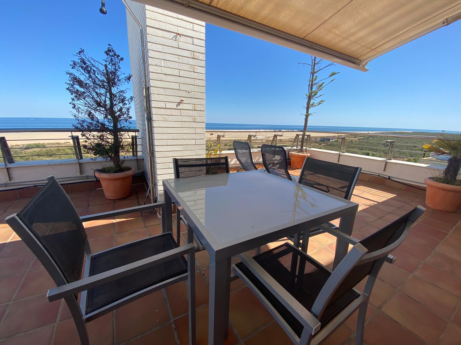 Imagen 50 del Apartamento Turístico, Ático 3 Levante, Frontal (4d+2b), Punta del Moral (HUELVA), Paseo de la Cruz nº22