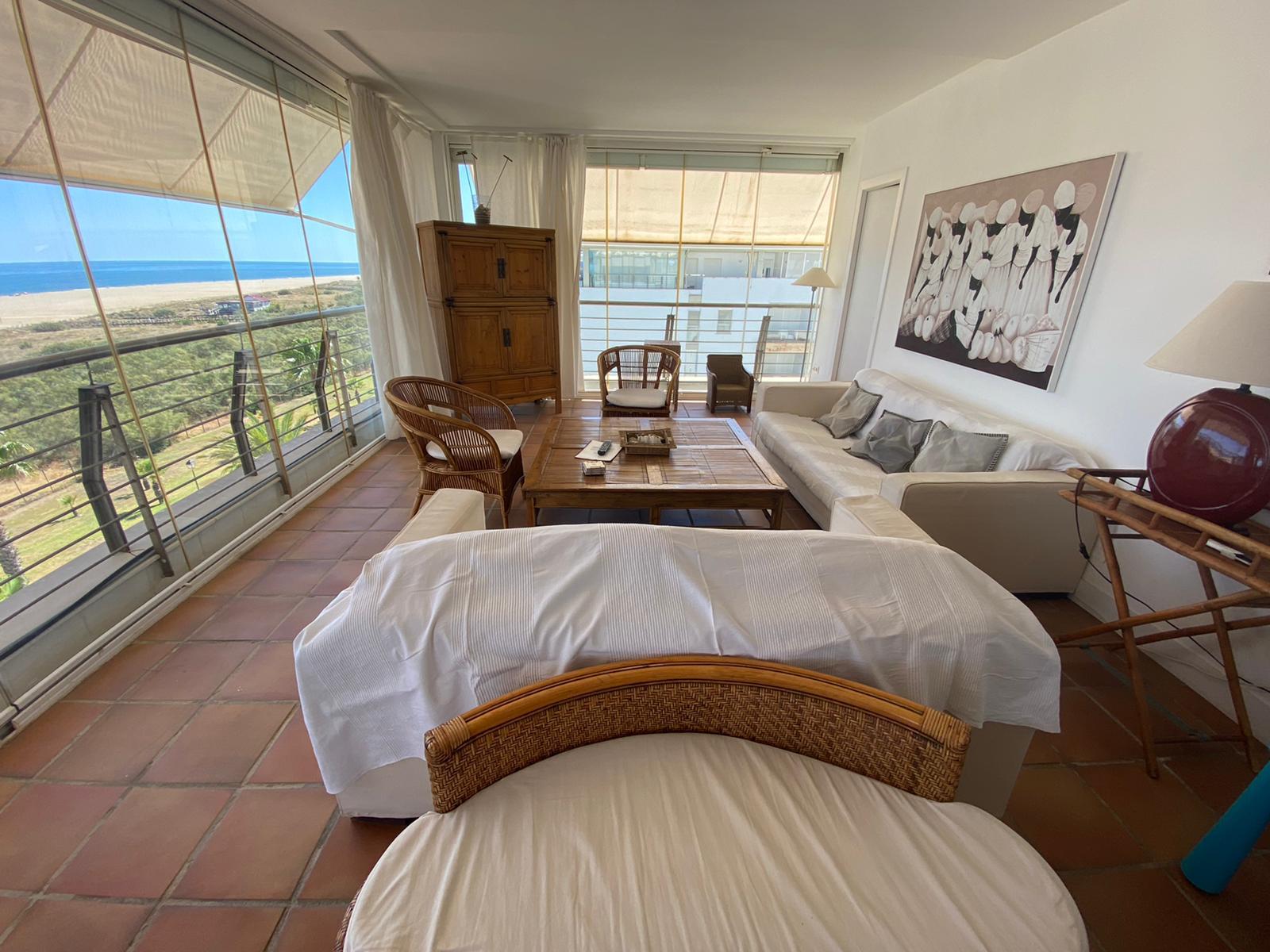 Imagen 6 del Apartamento Turístico, Ático 3 Levante, Frontal (4d+2b), Punta del Moral (HUELVA), Paseo de la Cruz nº22