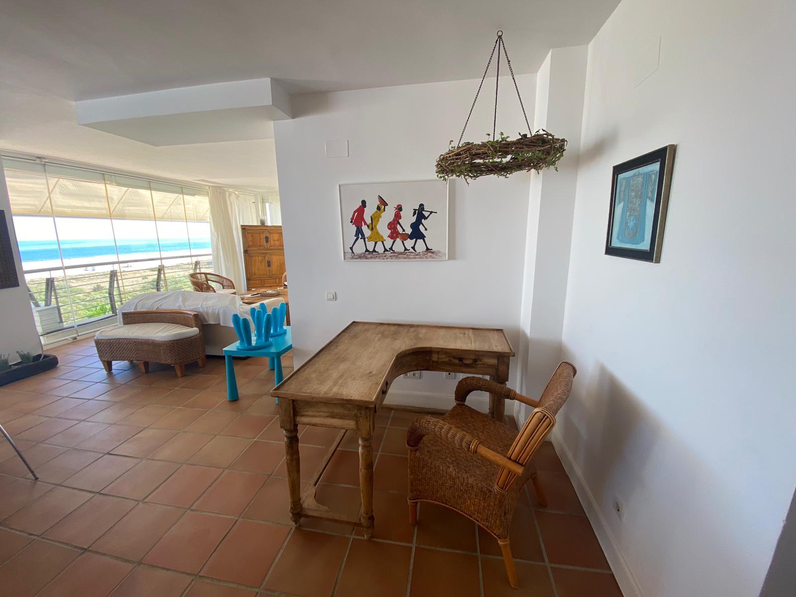 Imagen 7 del Apartamento Turístico, Ático 3 Levante, Frontal (4d+2b), Punta del Moral (HUELVA), Paseo de la Cruz nº22